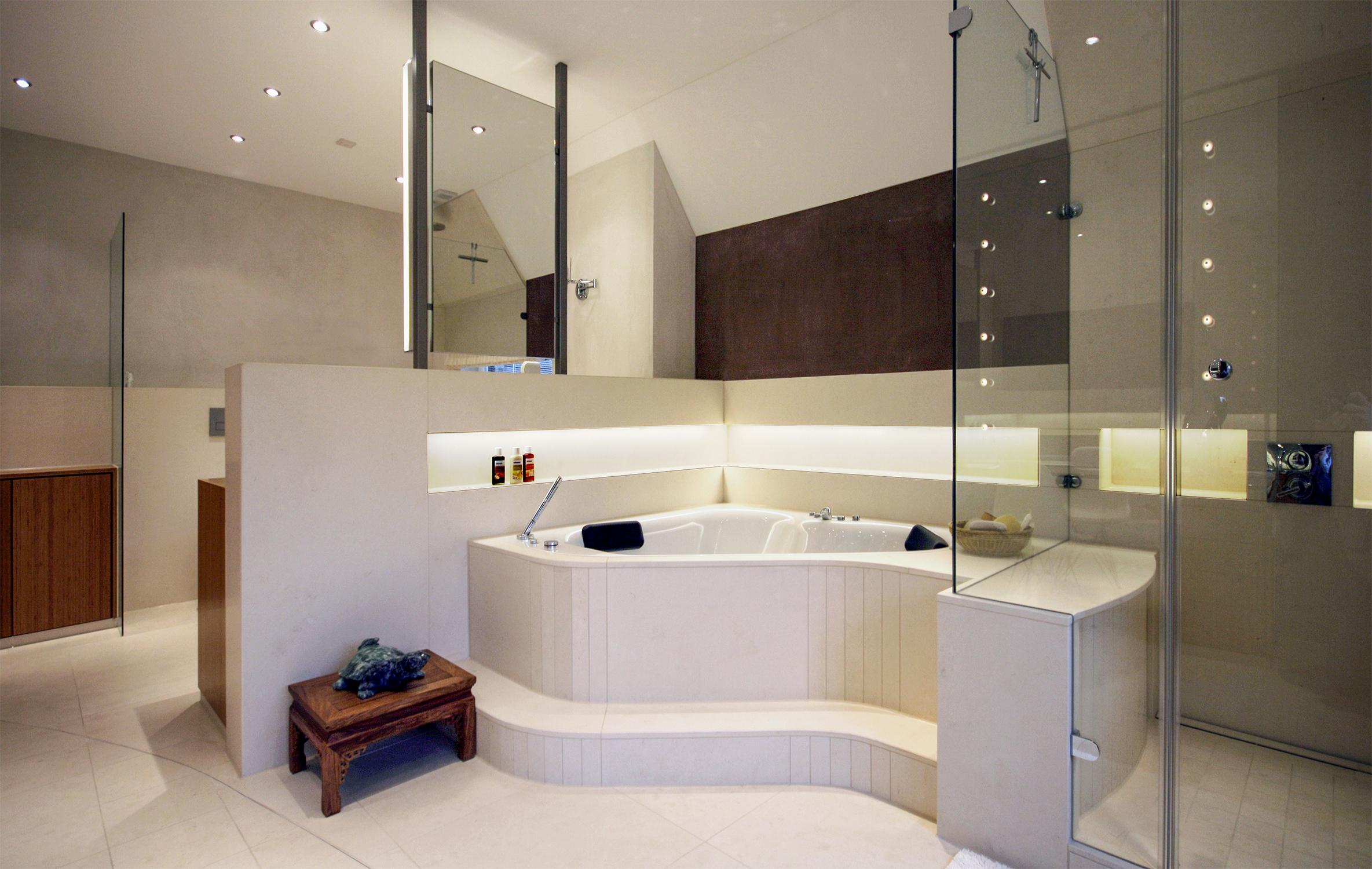 Whirpool #bad #ablage #badezimmer #dusche #badsanier...