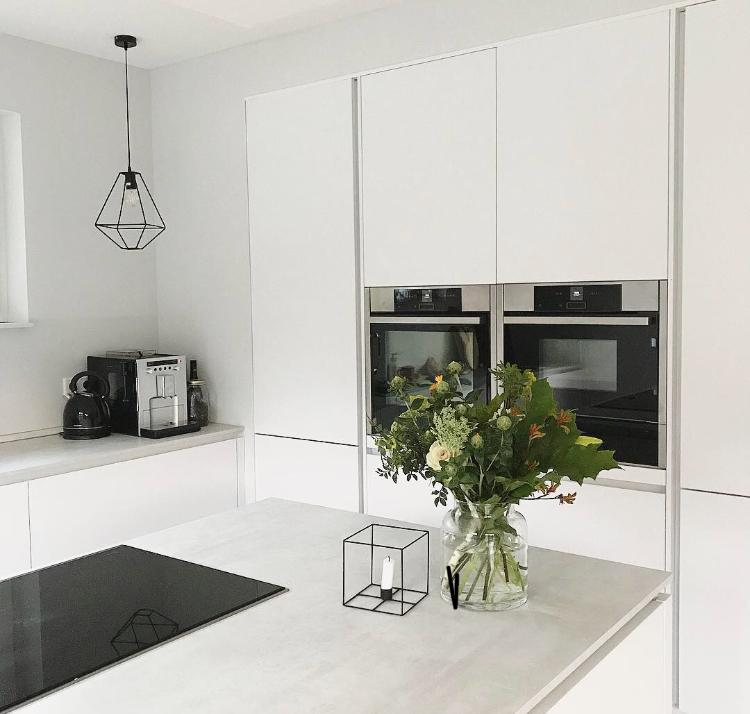 #whitekitchen 
