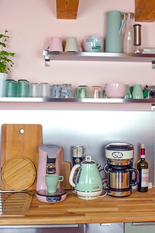 Wie ich meine Küche liebe! #küche #kitchen #geschir....