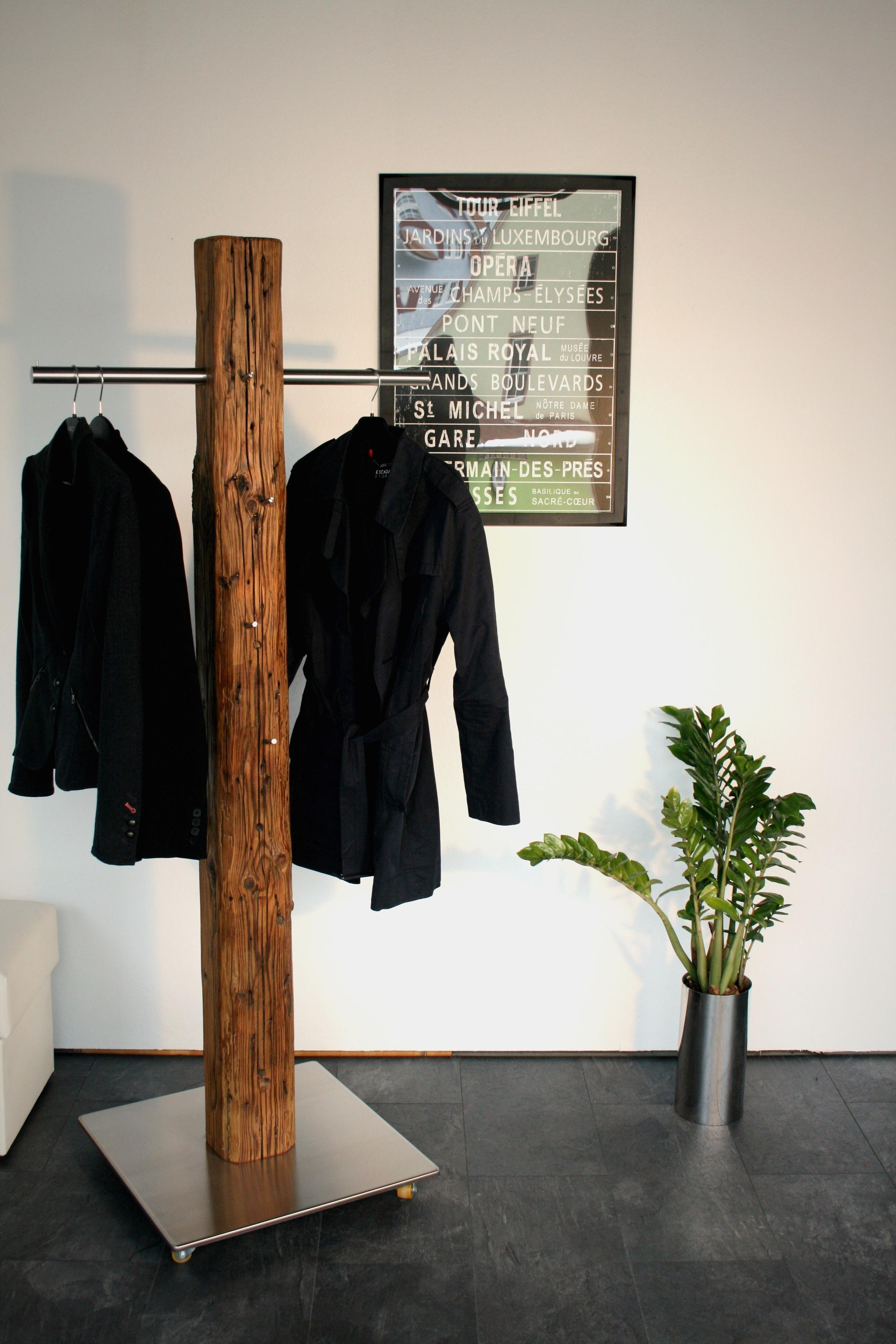 affordable willkommen zu hause unsere sorg fr living garderobe altholz with garderobe altholz