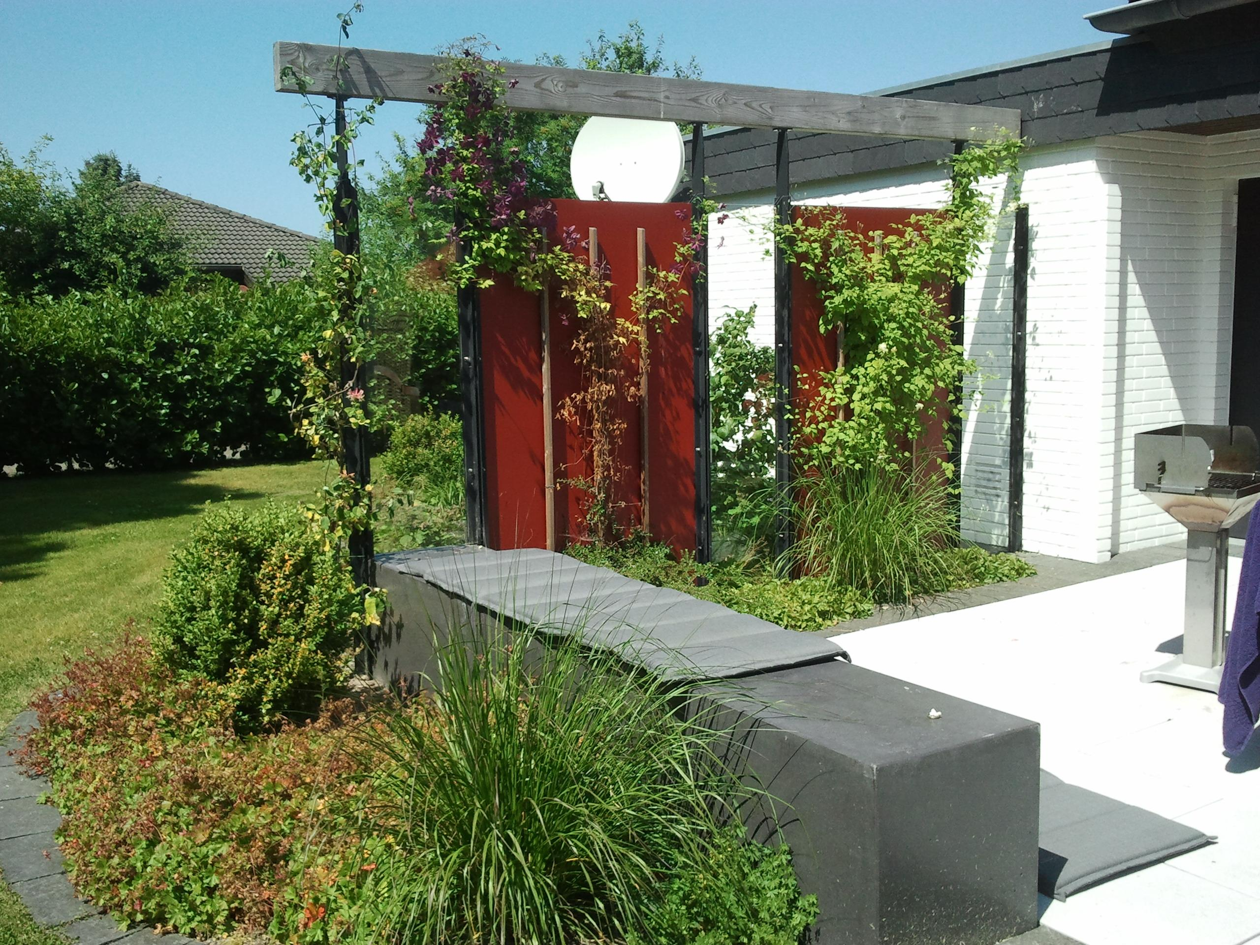 Terrasse Mit Sichtschutz • Bilder & Ideen • Couchstyle