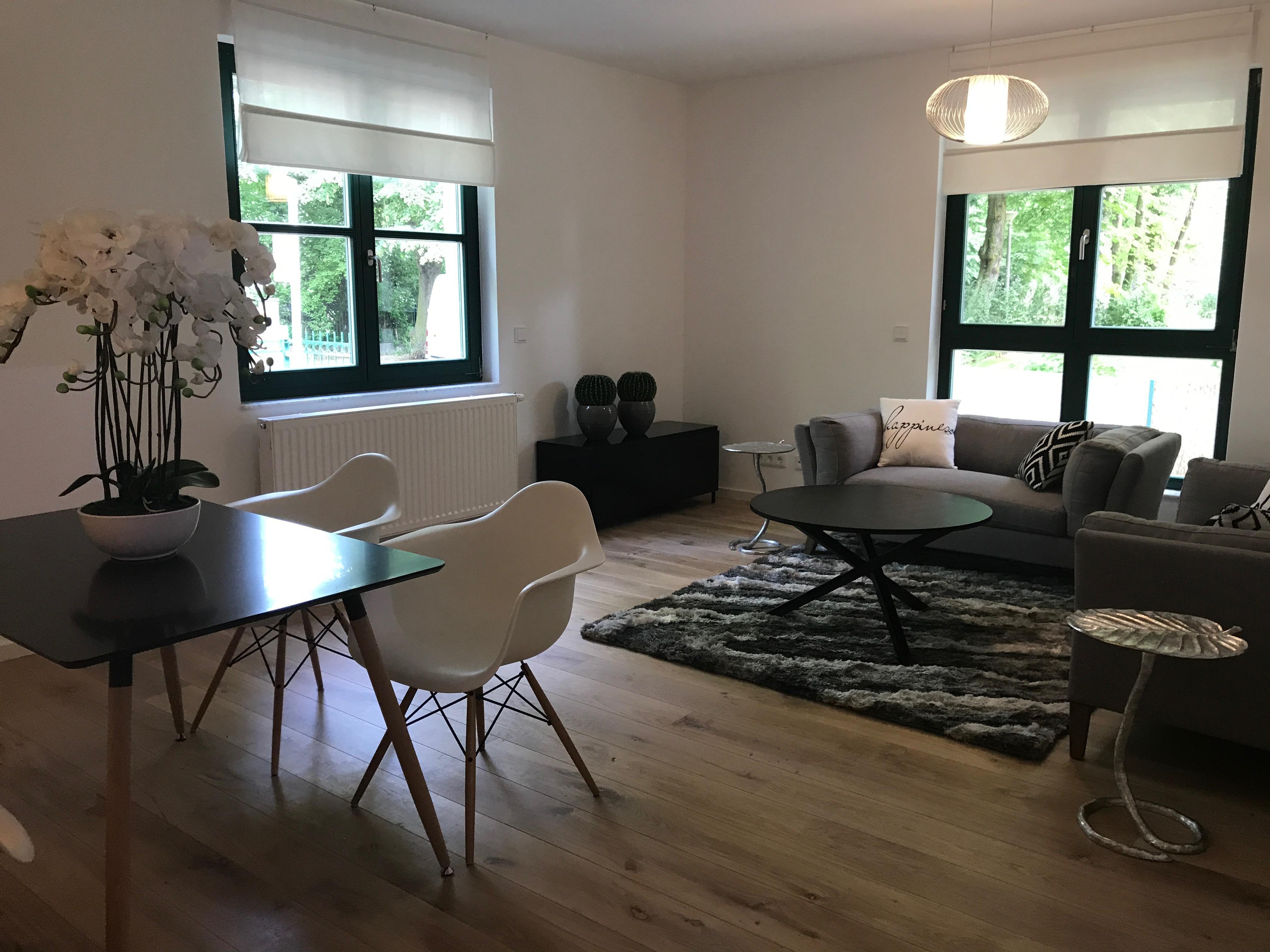 Wohnbereich Mit Essecke #wohnzimmer #essecke ©Miracle Room