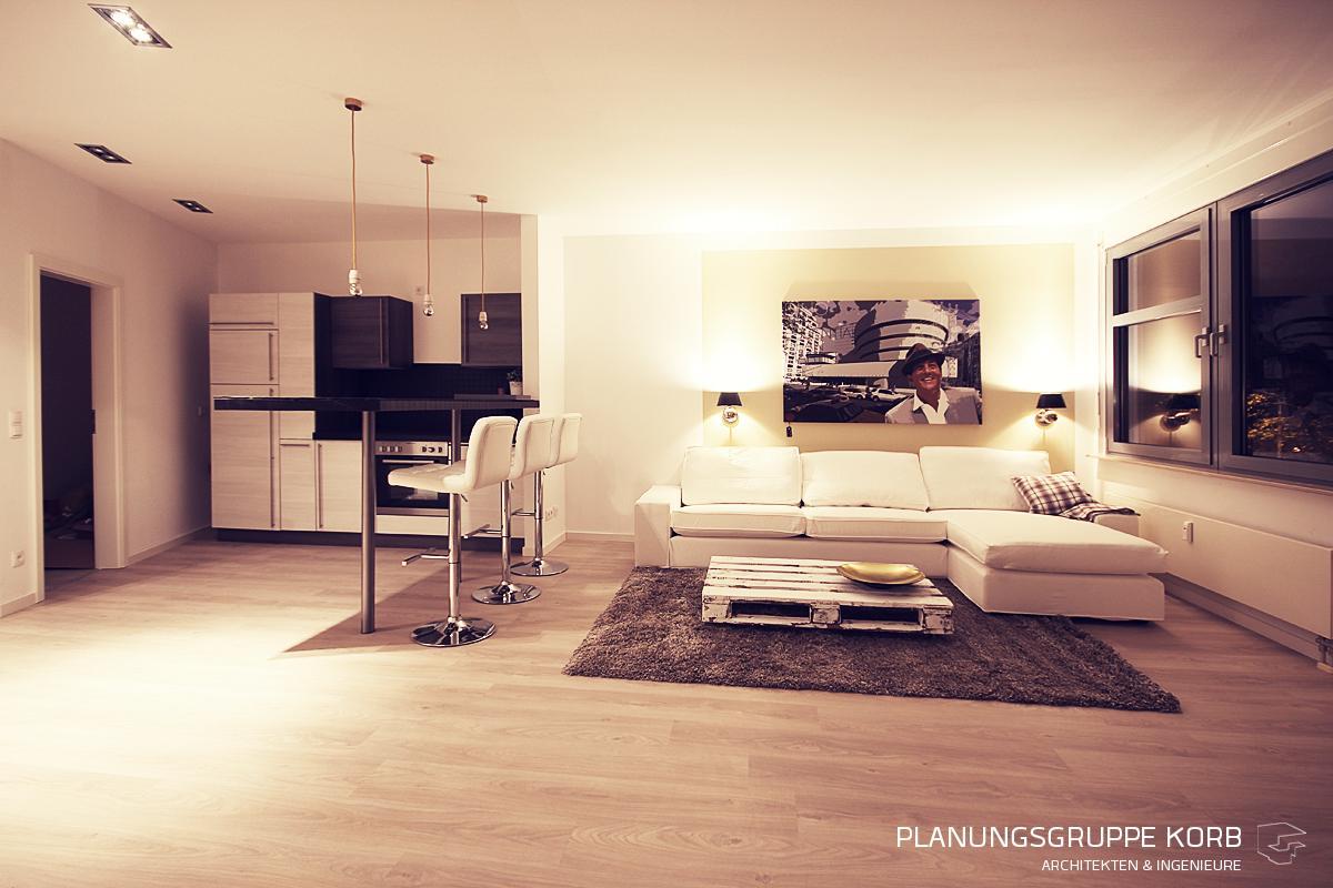 Innenarchitektur Erfurt wohnen am südpark erfurt küche wohnzimmer innenar