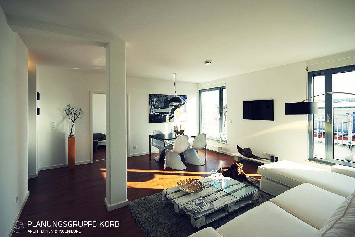 Innenarchitektur Erfurt wohnen am südpark erfurt wohnzimmer innenarchitekt