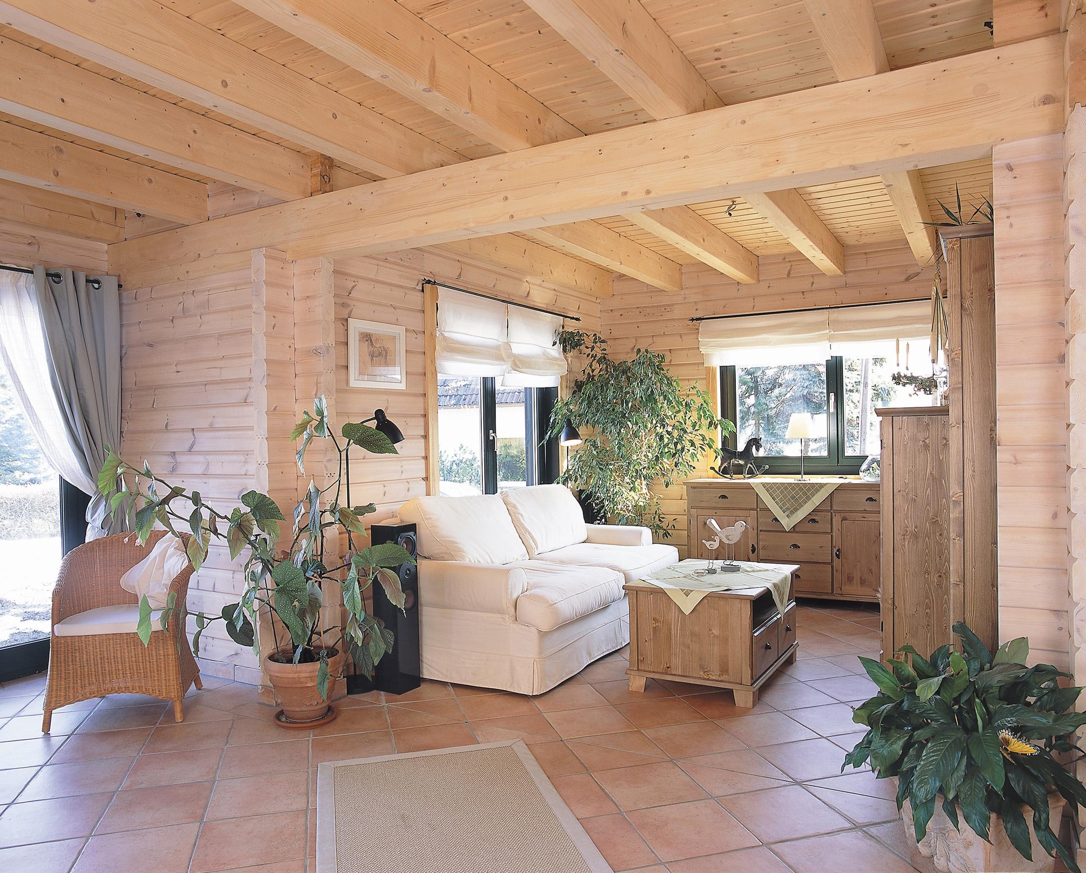 raffrollo • bilder & ideen • couchstyle, Wohnzimmer