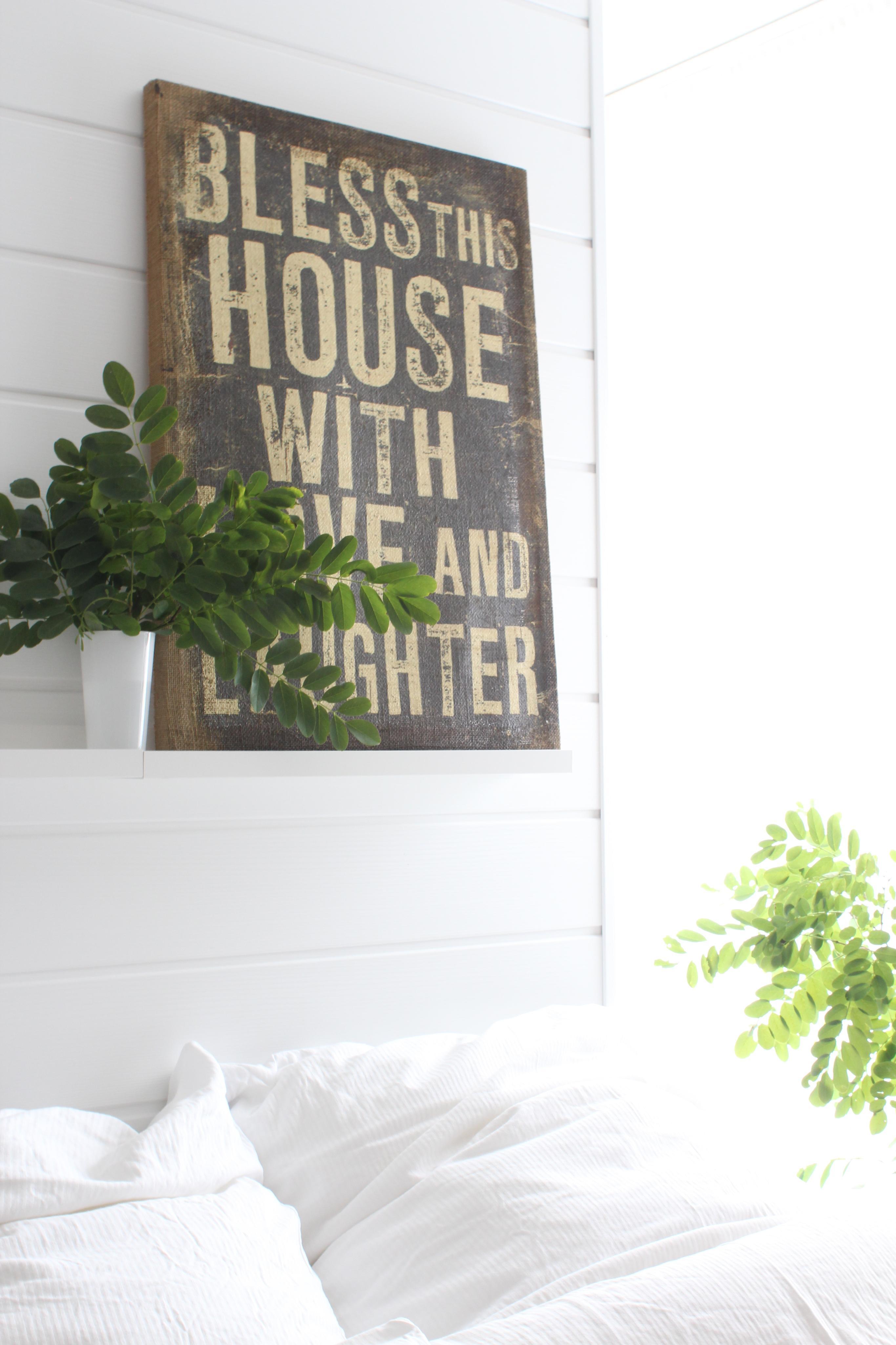 Wohnen In Weiß   Mit Drei Kleinen Jungs Ist Das Für Uns Nur Im Schlafzimmer  Machbar
