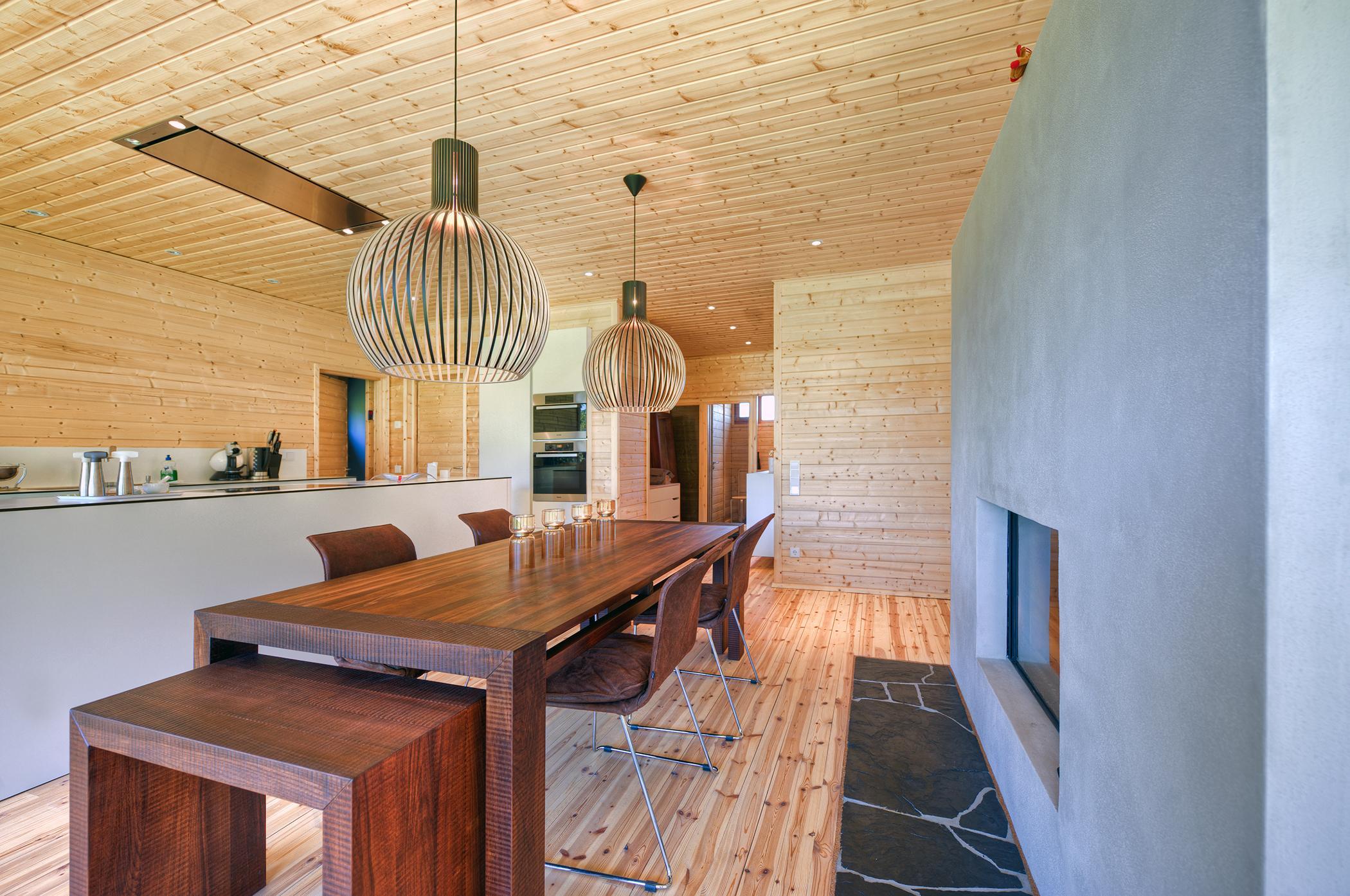 H lzerne wandverkleidung bilder ideen couchstyle for Stylisch wohnen