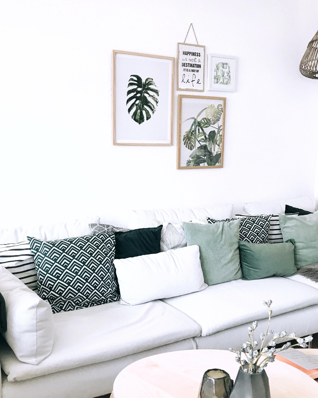 whiteinterior interiorstyling homeinspiration homesweethome wohnzimmer - Einfache Wohnzimmer Ideen Mit Tv
