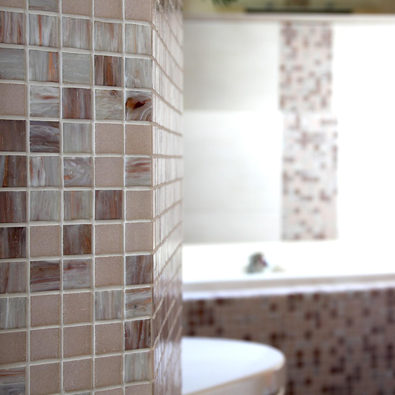 Wohnung Romantisch   KADUR Raumidee 03 #fliesen #mosaikfliesen #beleuchtung  #mosaikfliesenbadezimmer #raumausstattung