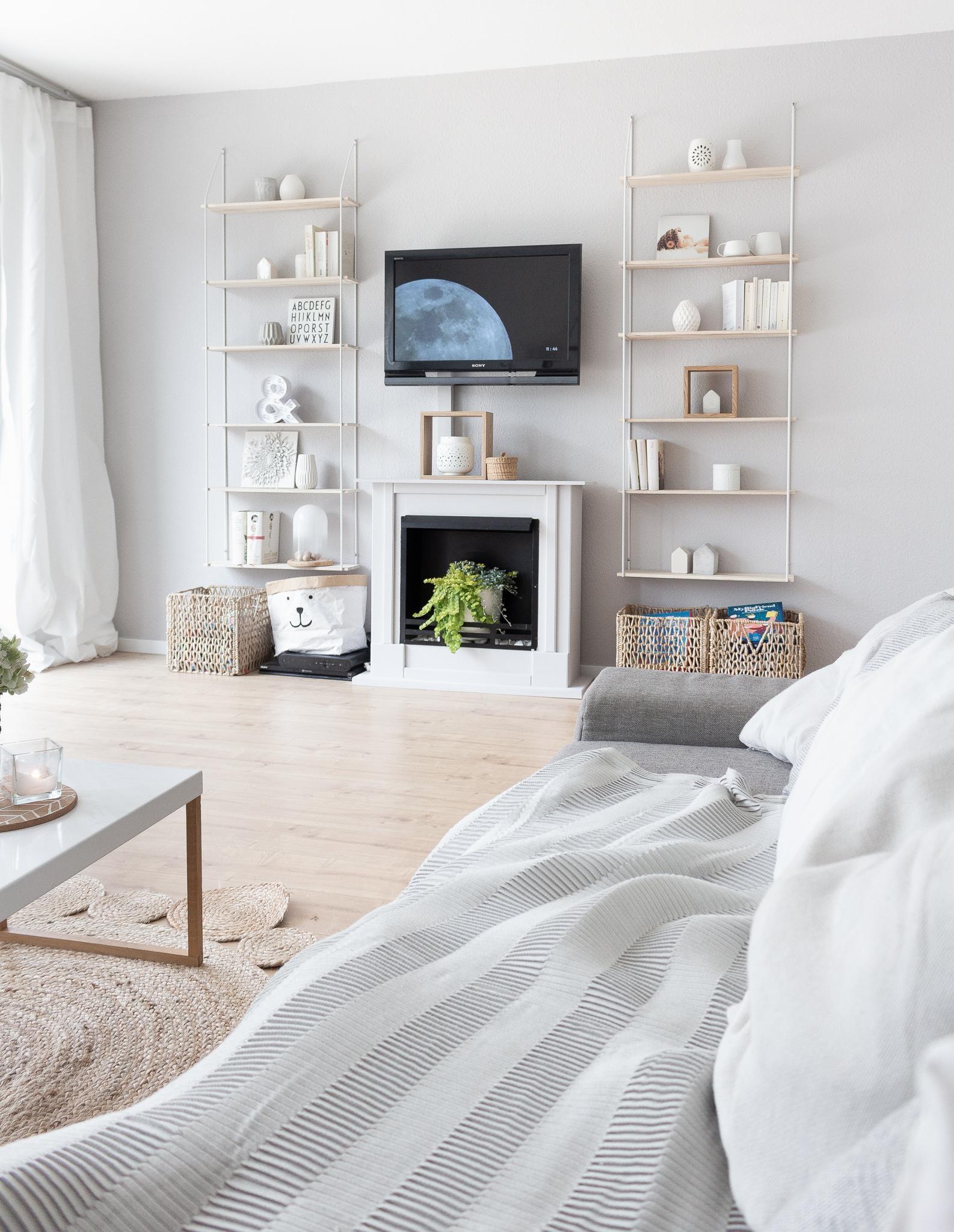 Gemütliches Wohnzimmer: So schaffst du eine Kuscheloase