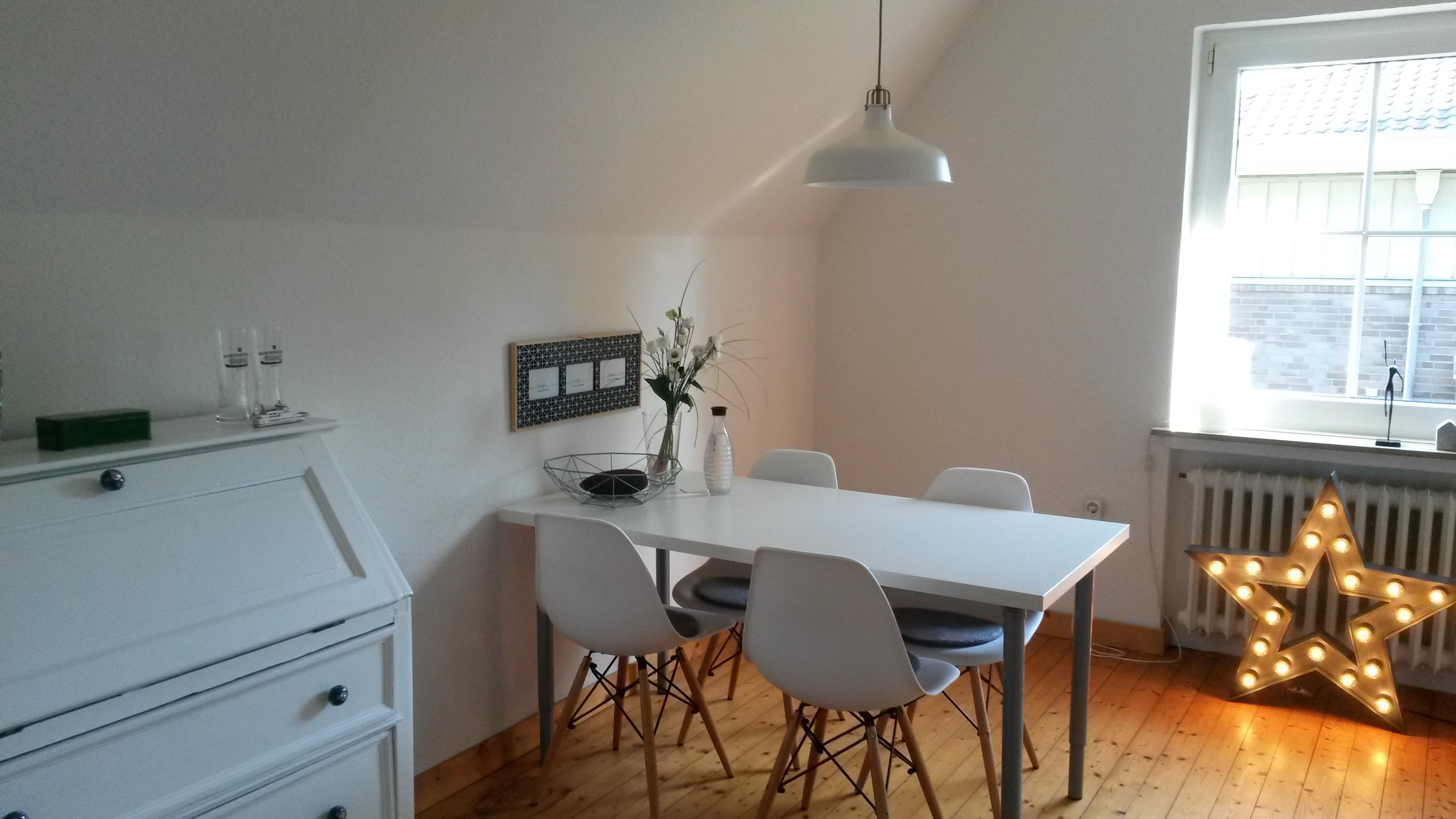 Wohnzimmer Altbau Minimalism Scandi