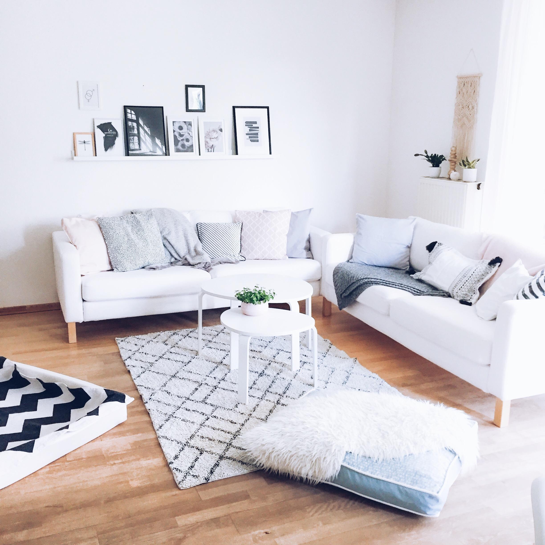 #wohnzimmer #couch #sofa #hygge #scandi