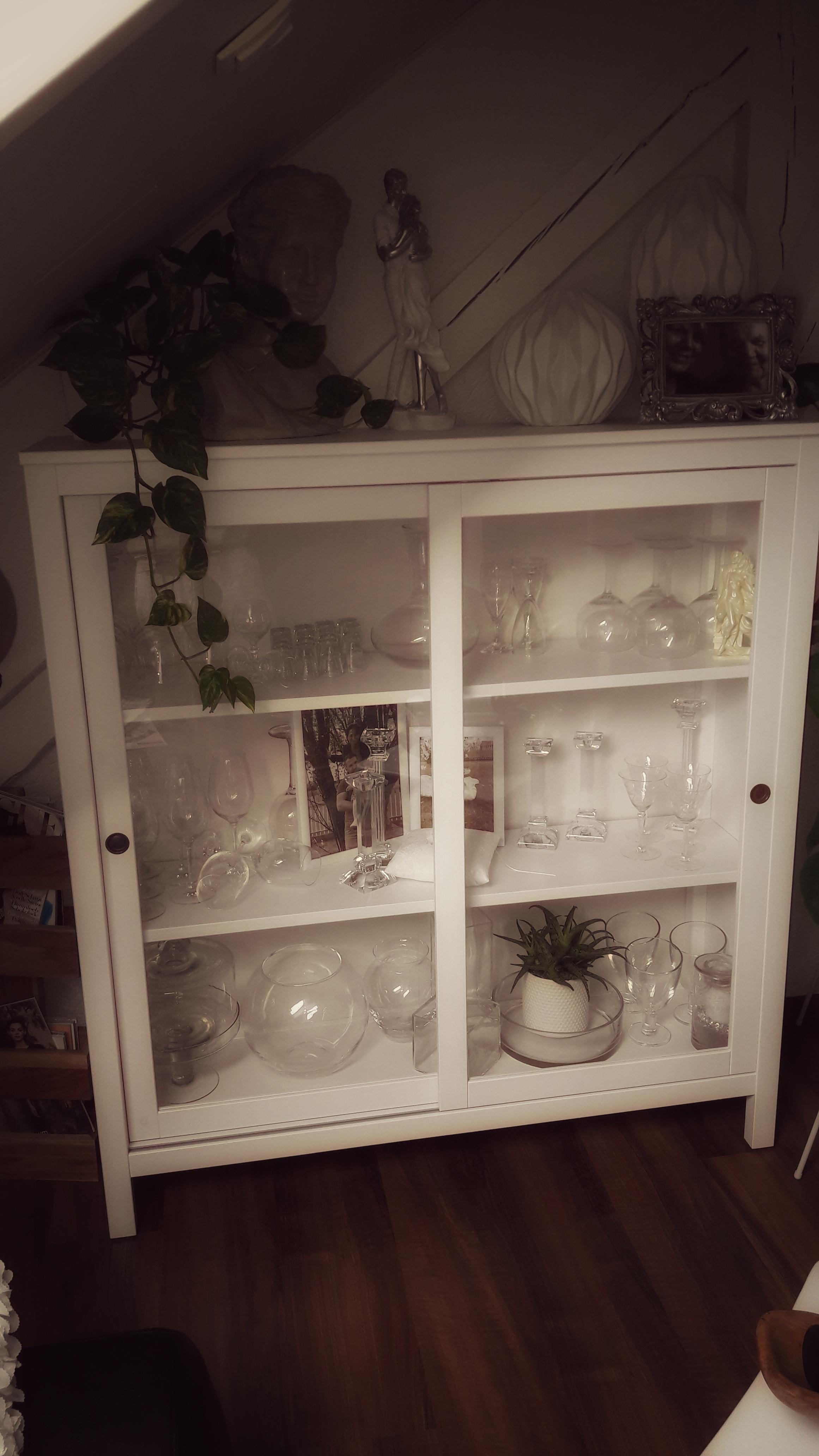 Glasvitrine • Bilder & Ideen • COUCH