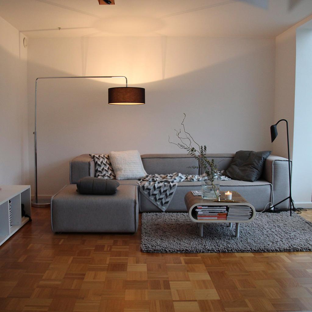 wohnzimmer hygge skandinavisch couchstyle