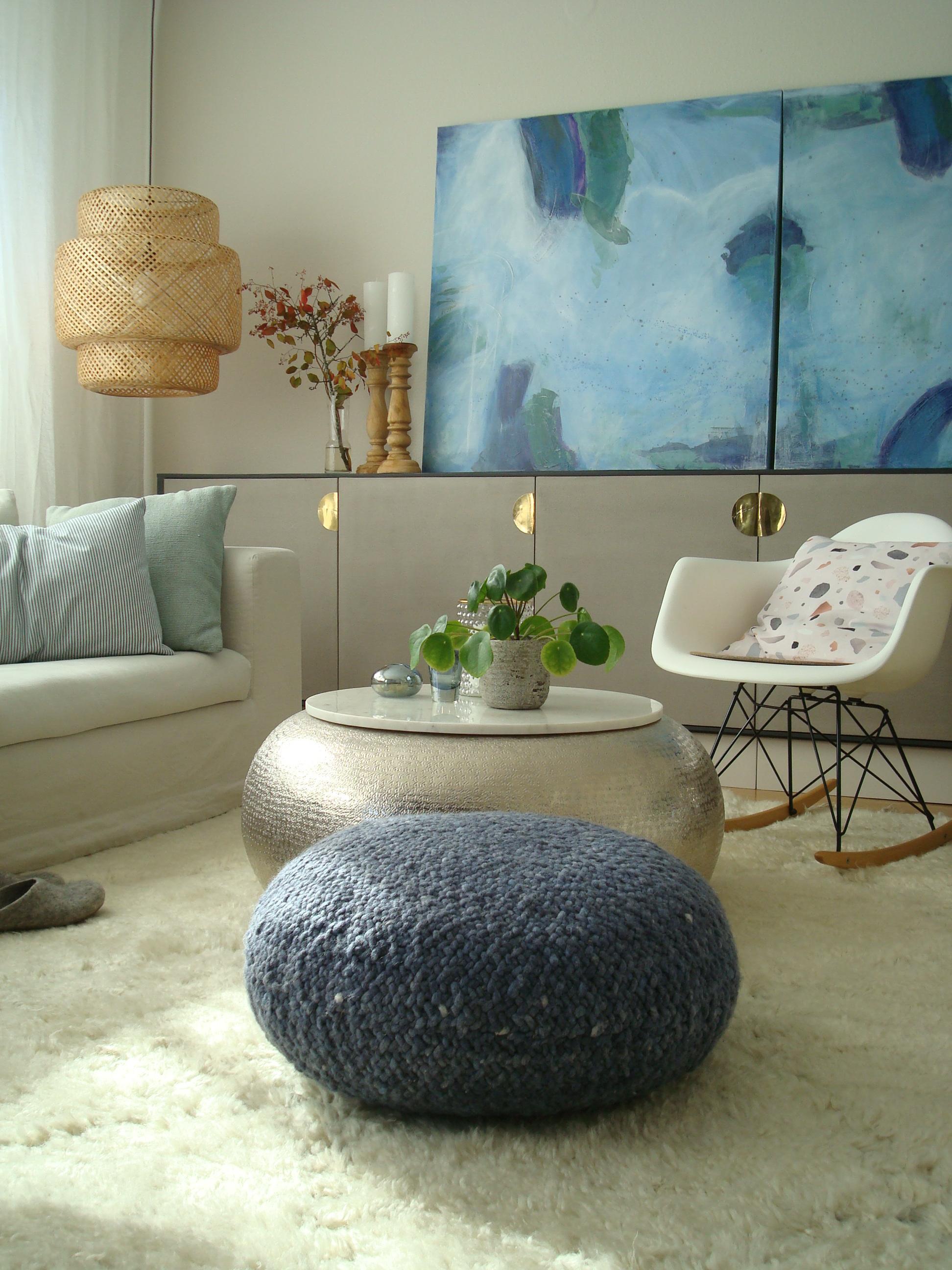 #wohnzimmer #ikeahack #diy #herbst Immer Noch Helle Farben Im Wohnzimmer,  Wenigstens