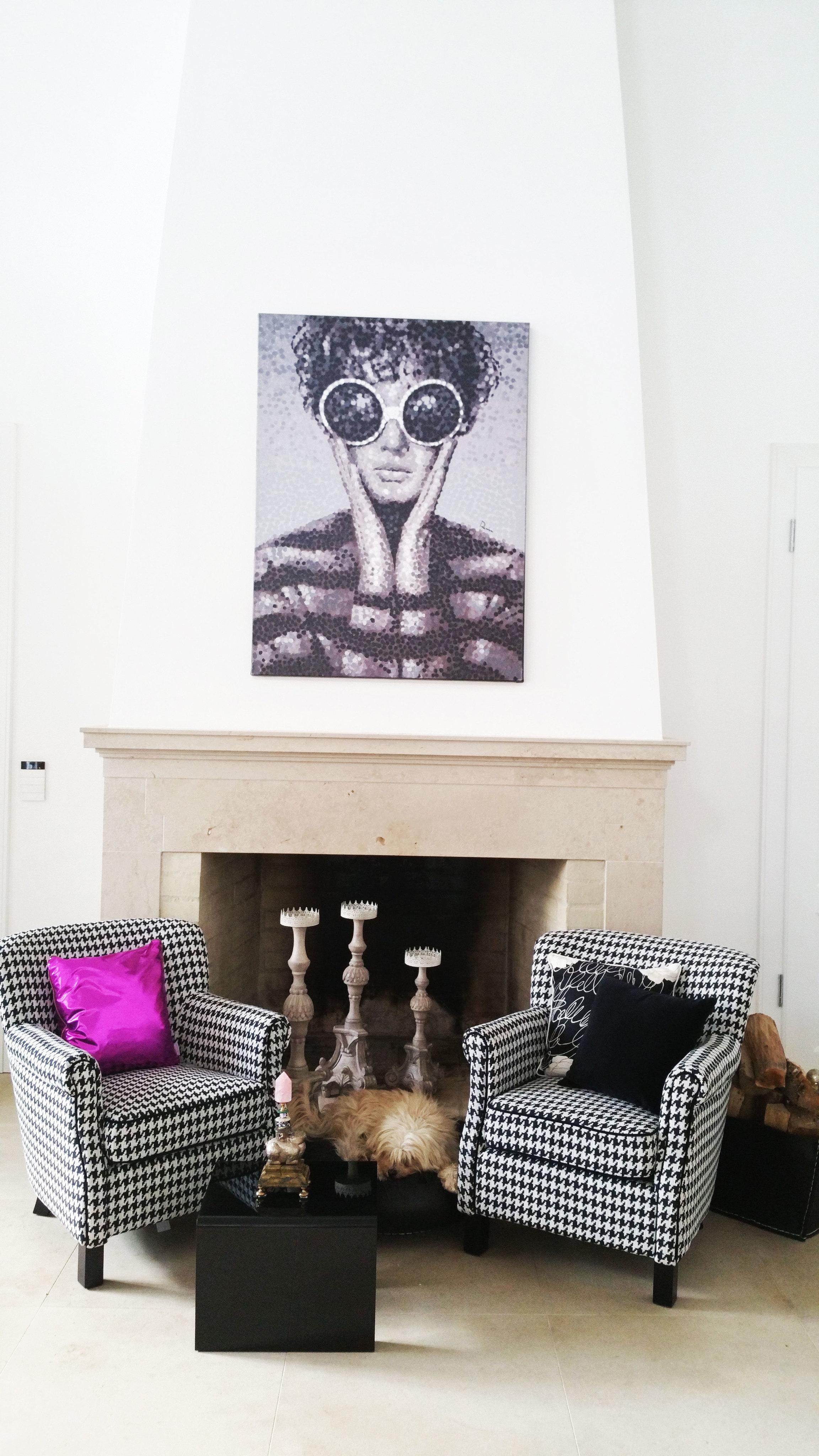 designideen weises wohnzimmer, schwarz weißes wohnzimmer - gogygames.club, Möbel ideen