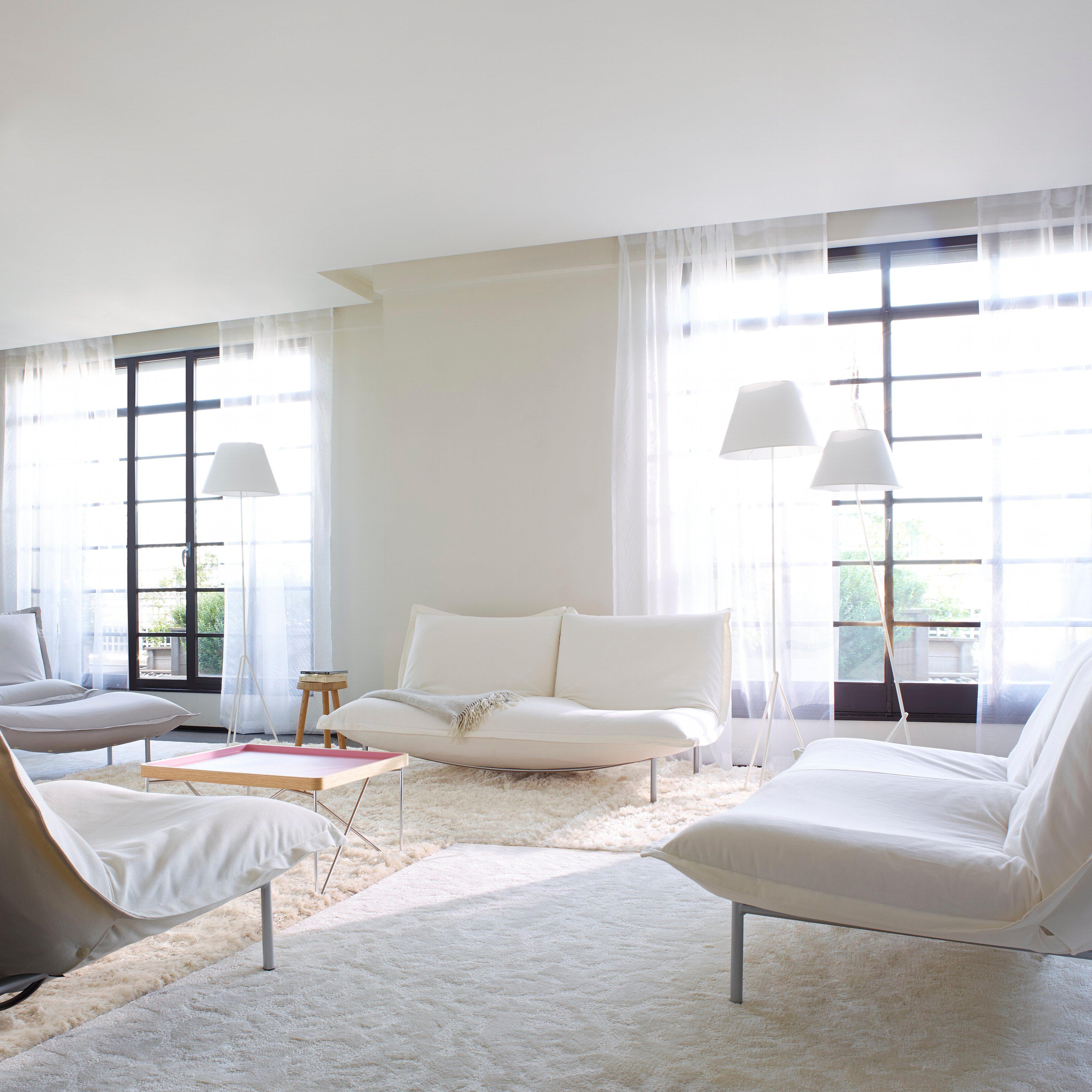 Weißes Wohnzimmer U2022 Bilder U0026 Ideen U2022 Couchstyle, Wohnzimmer