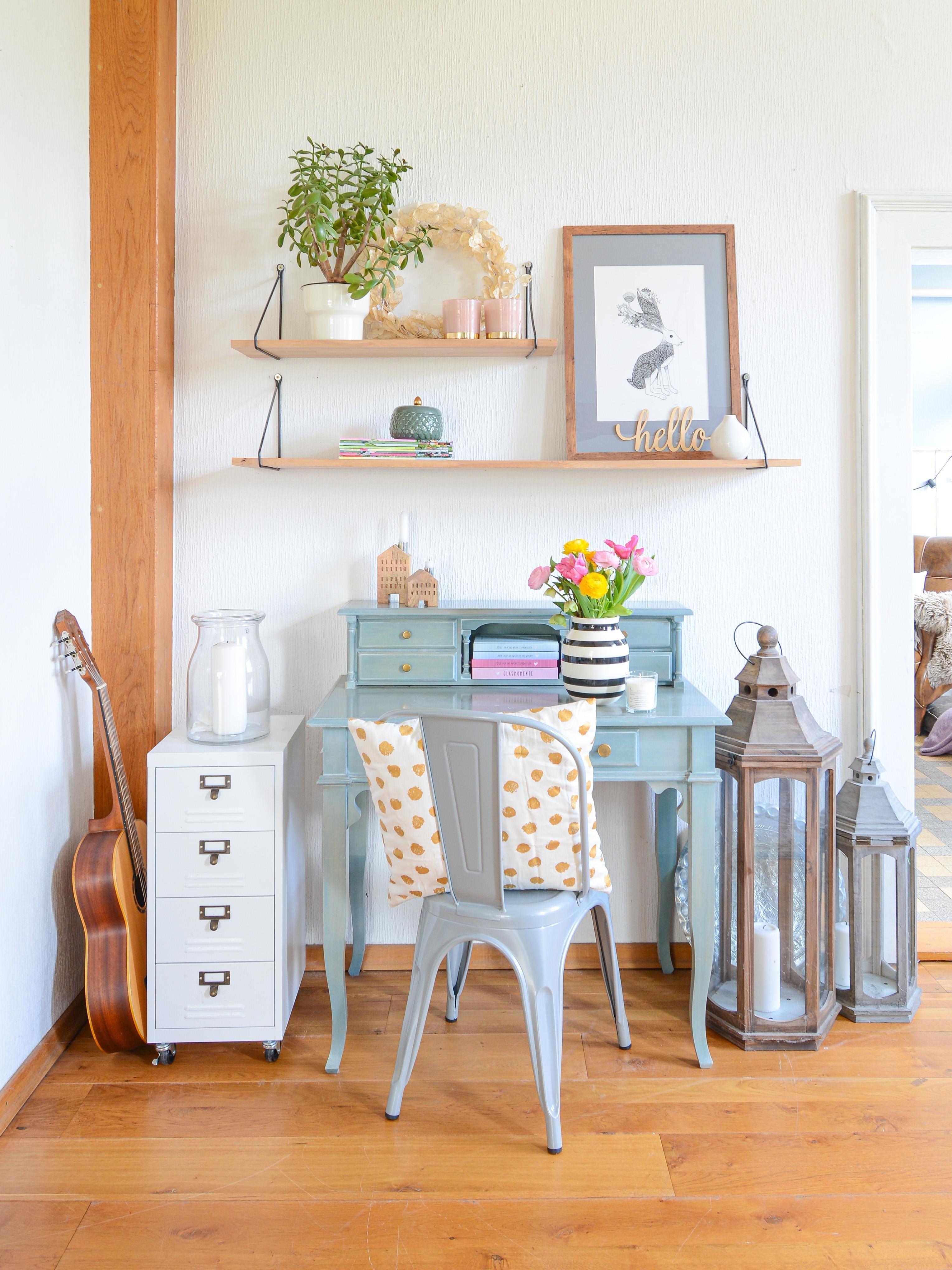 Der Sekretär: elegante und praktische Alternative zum Schreibtisch
