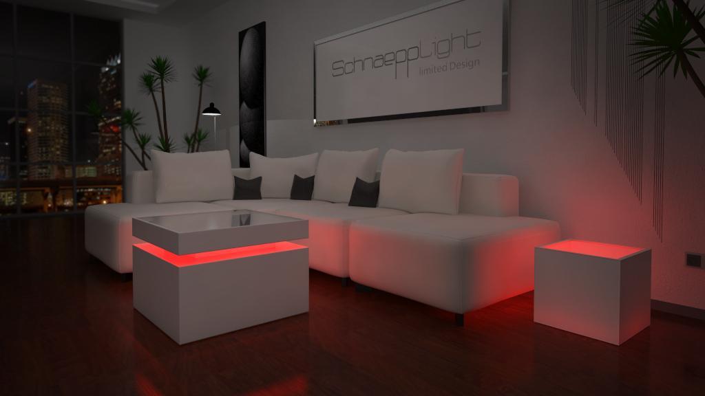wohnzimmer mit atmosphare couchtisch beistelltisch wohnzimmer ecksofa beleuchtung sofa