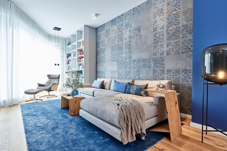 Wandtapete bilder ideen couchstyle for Wandtapete wohnzimmer