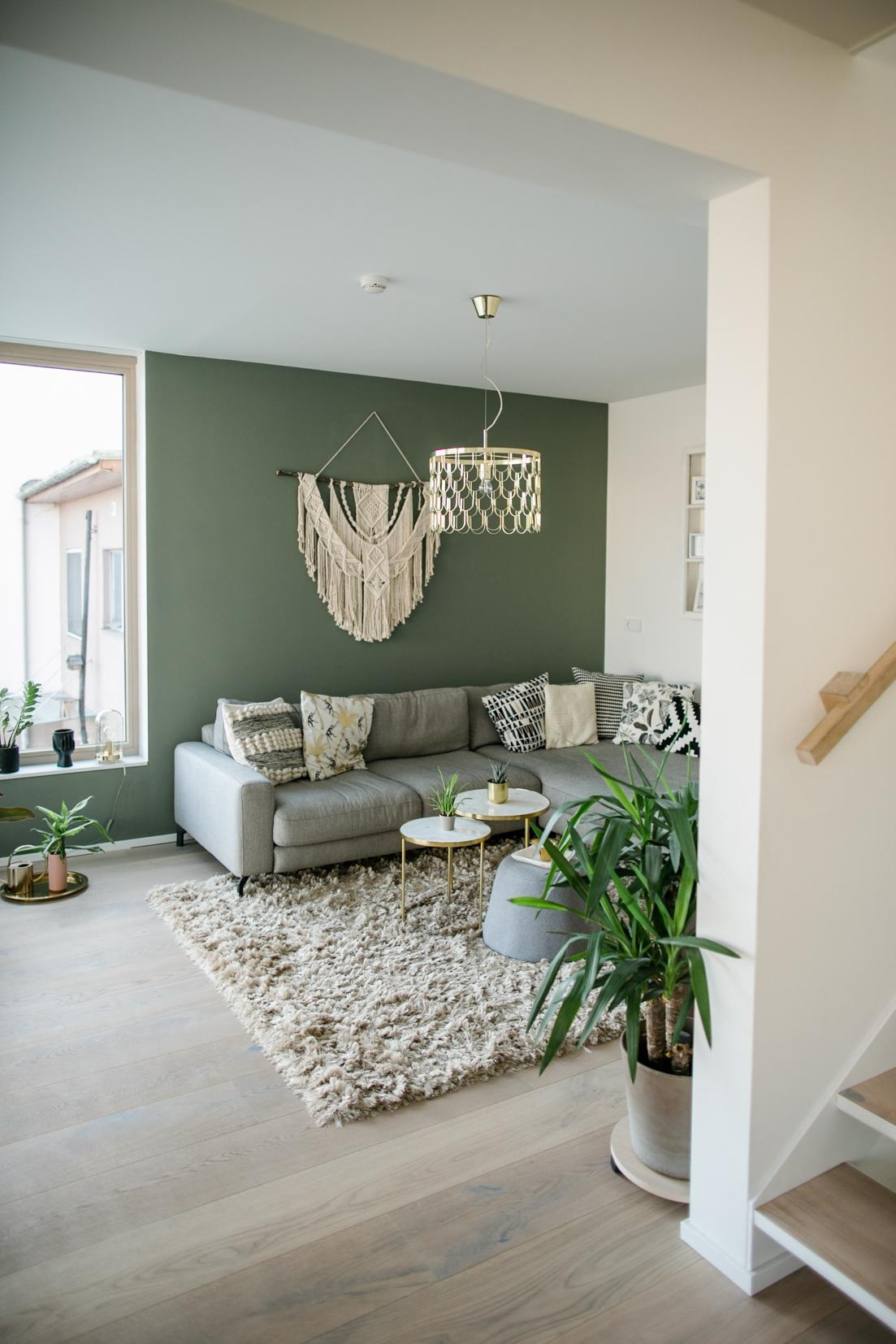 Beige Wandfarbe Bilder Ideen Couch