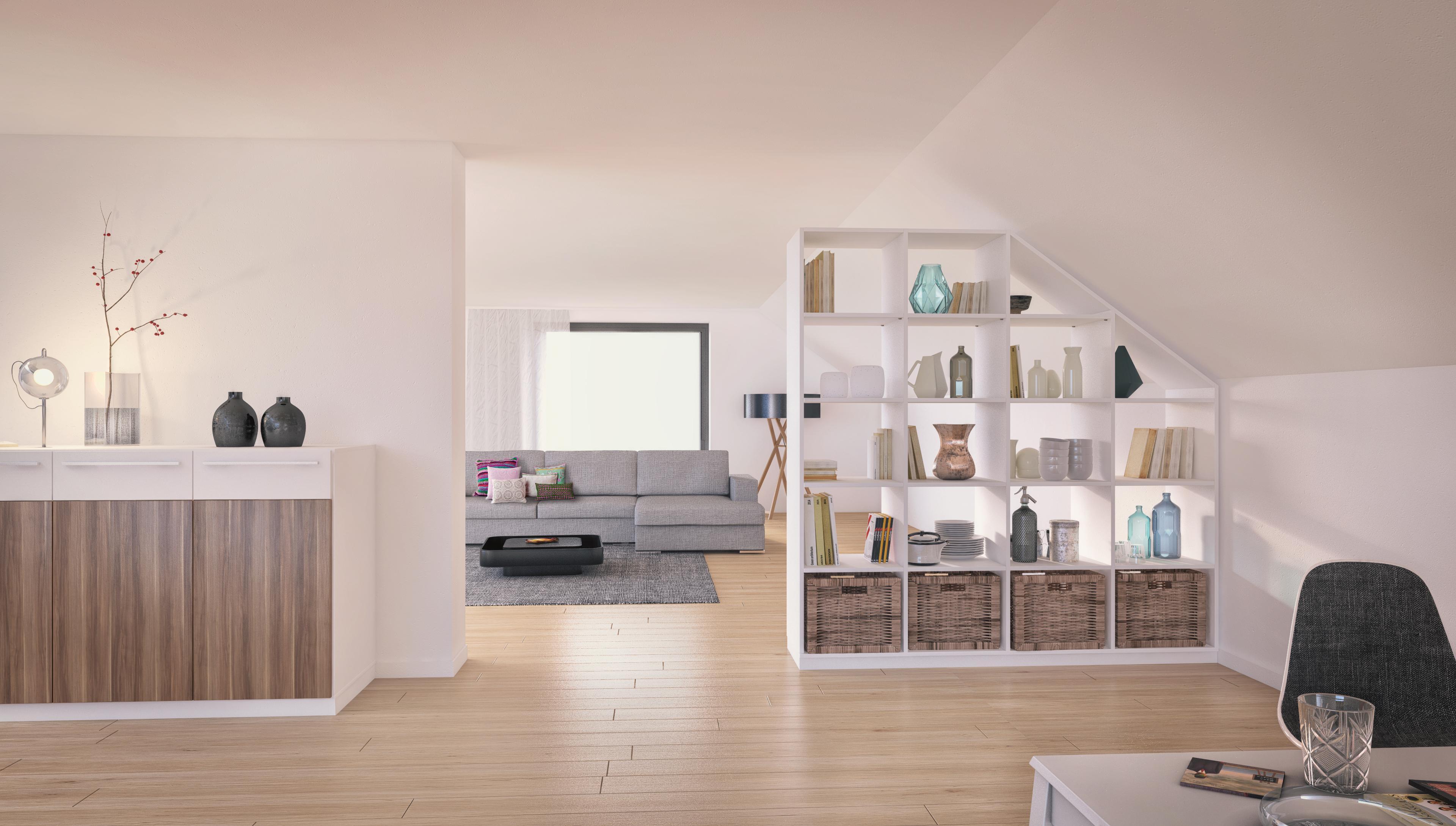 raumteiler ideen wohn schlaf zimmer wohndesign. Black Bedroom Furniture Sets. Home Design Ideas