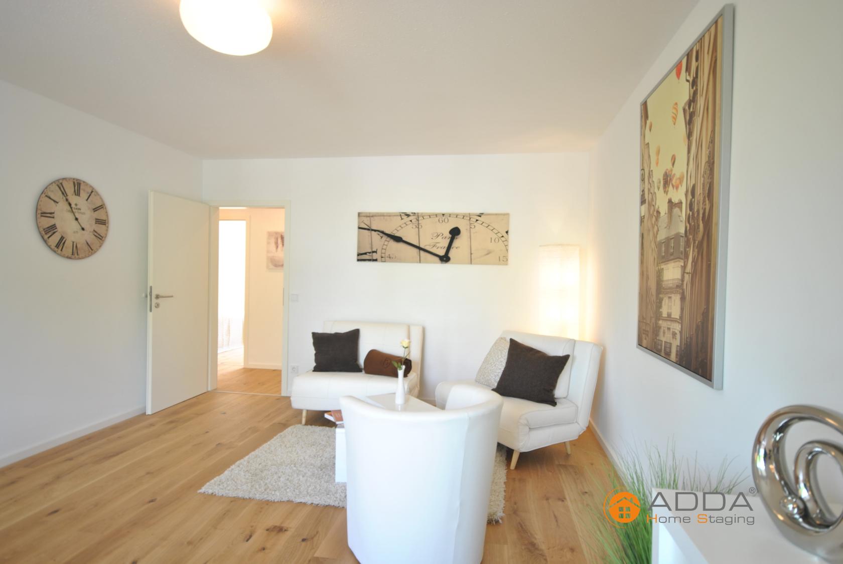 Beigefarbenes Wohnzimmer • Bilder & Ideen • COUCH