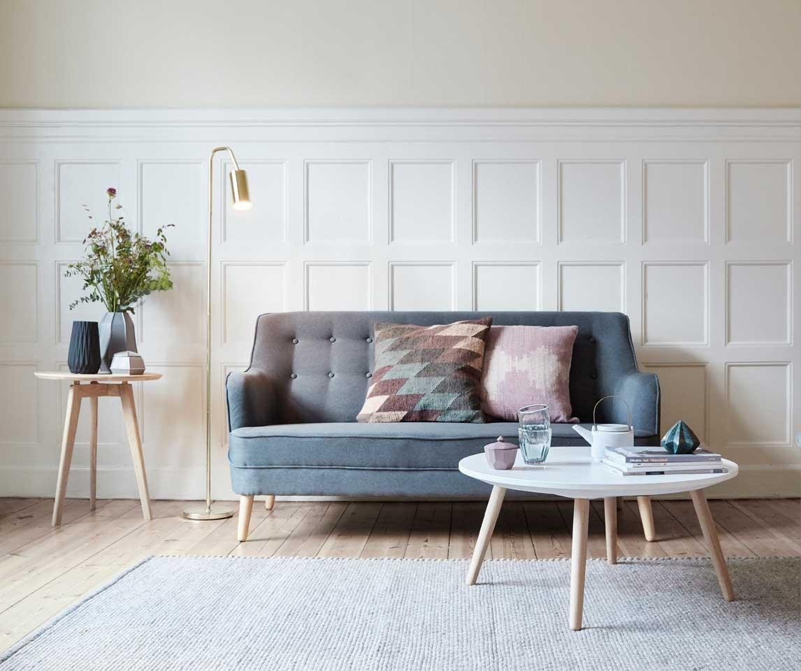 Ideen für wohnzimmer wandgestaltung  Wandgestaltung • Bilder & Ideen • COUCHstyle