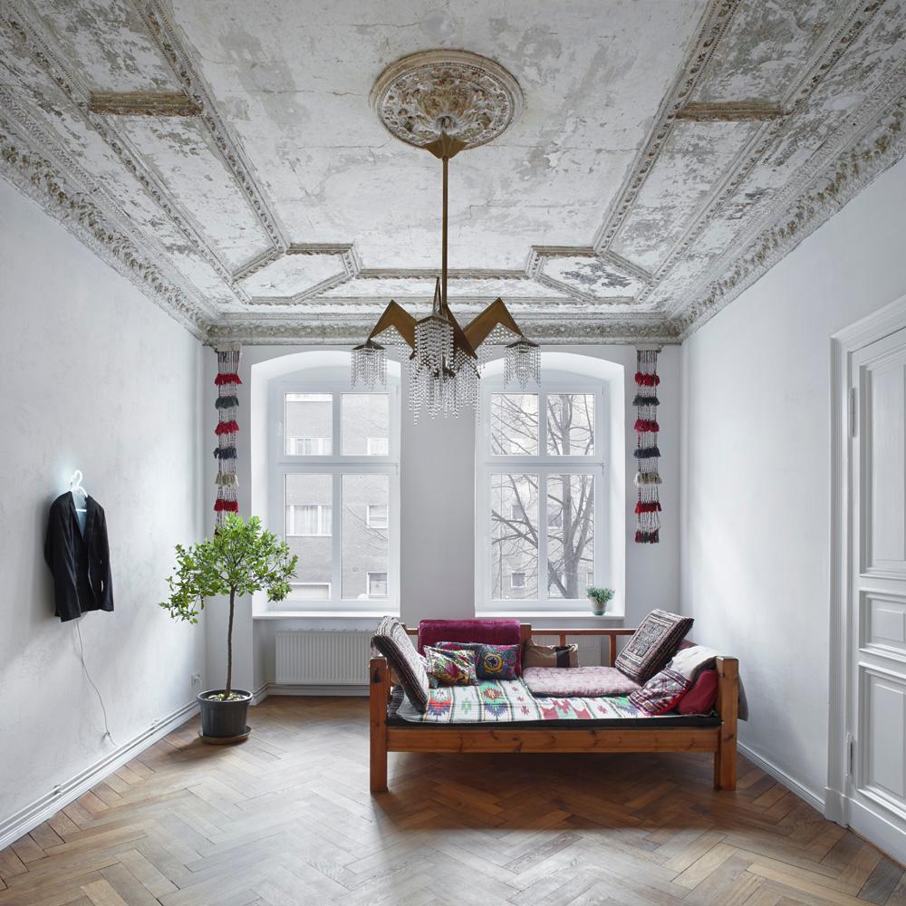 Wohnzimmer Shabbychic Berlinstyle CEnric Duch