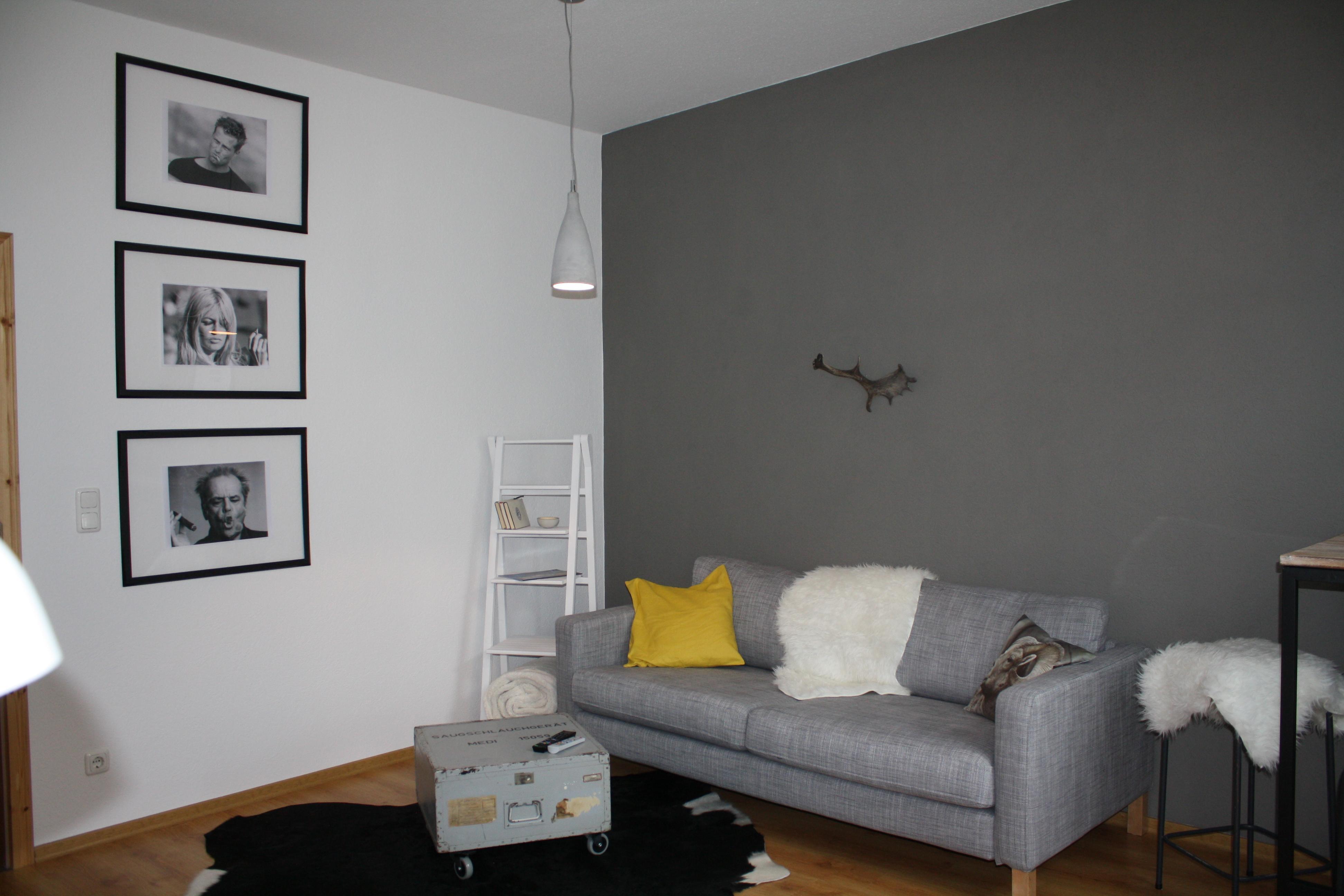 Wohnzimmer Sofa #nordisch ©Wohngut Interiordesign