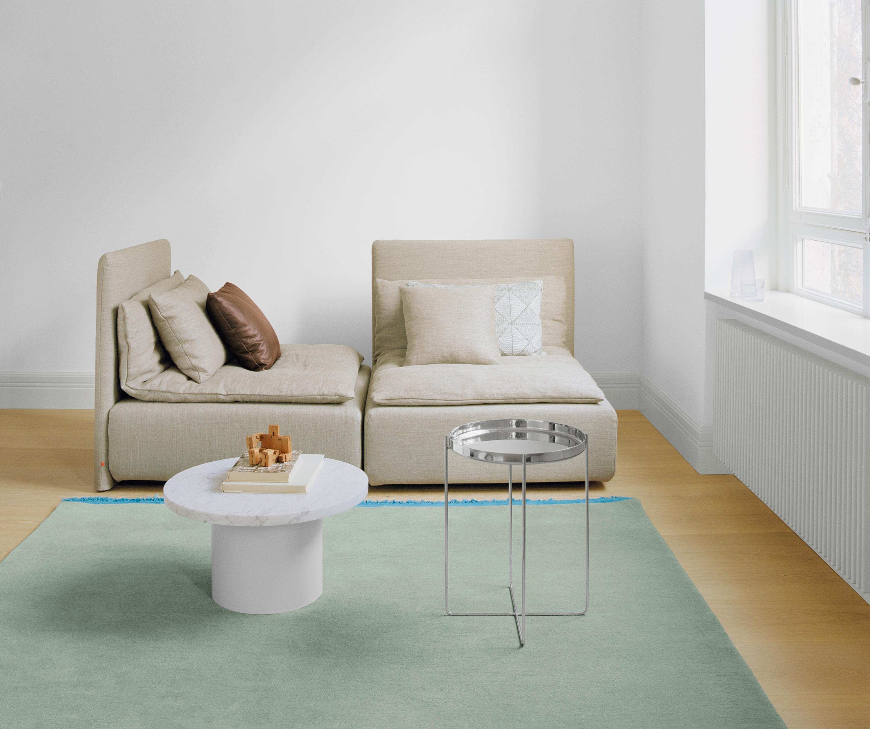 silber beistelltisch ? bilder & ideen ? couchstyle - Teppich Wohnzimmer Design