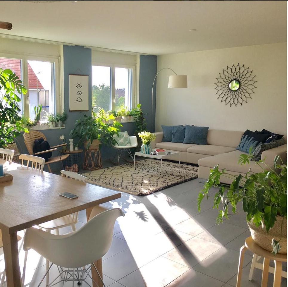 wohnzimmer vor zwei monaten 💙 die esszimmer-stühle s • couchstyle, Wohnzimmer dekoo