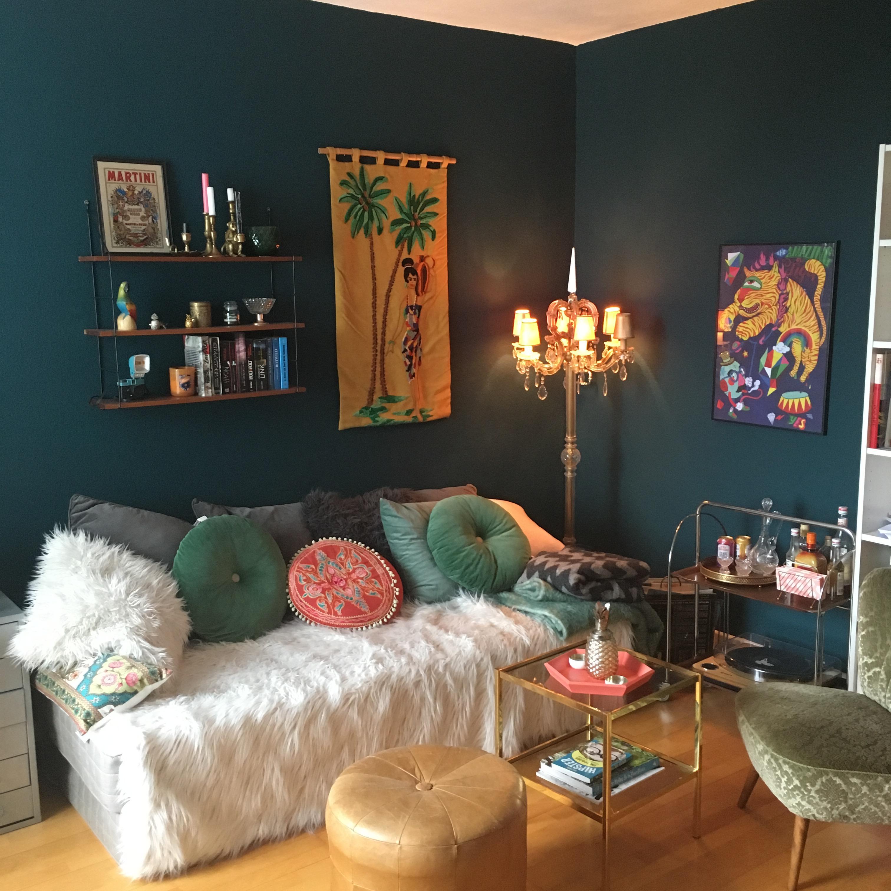 Richtige Wandfarbe Finden wandfarbe farben für deine wände bilder ideen