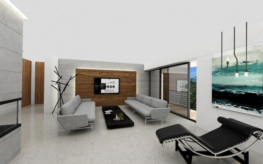 Wohnzimmer #wohnzimmer #holzwand ©DIE RAUMPIRATEN®