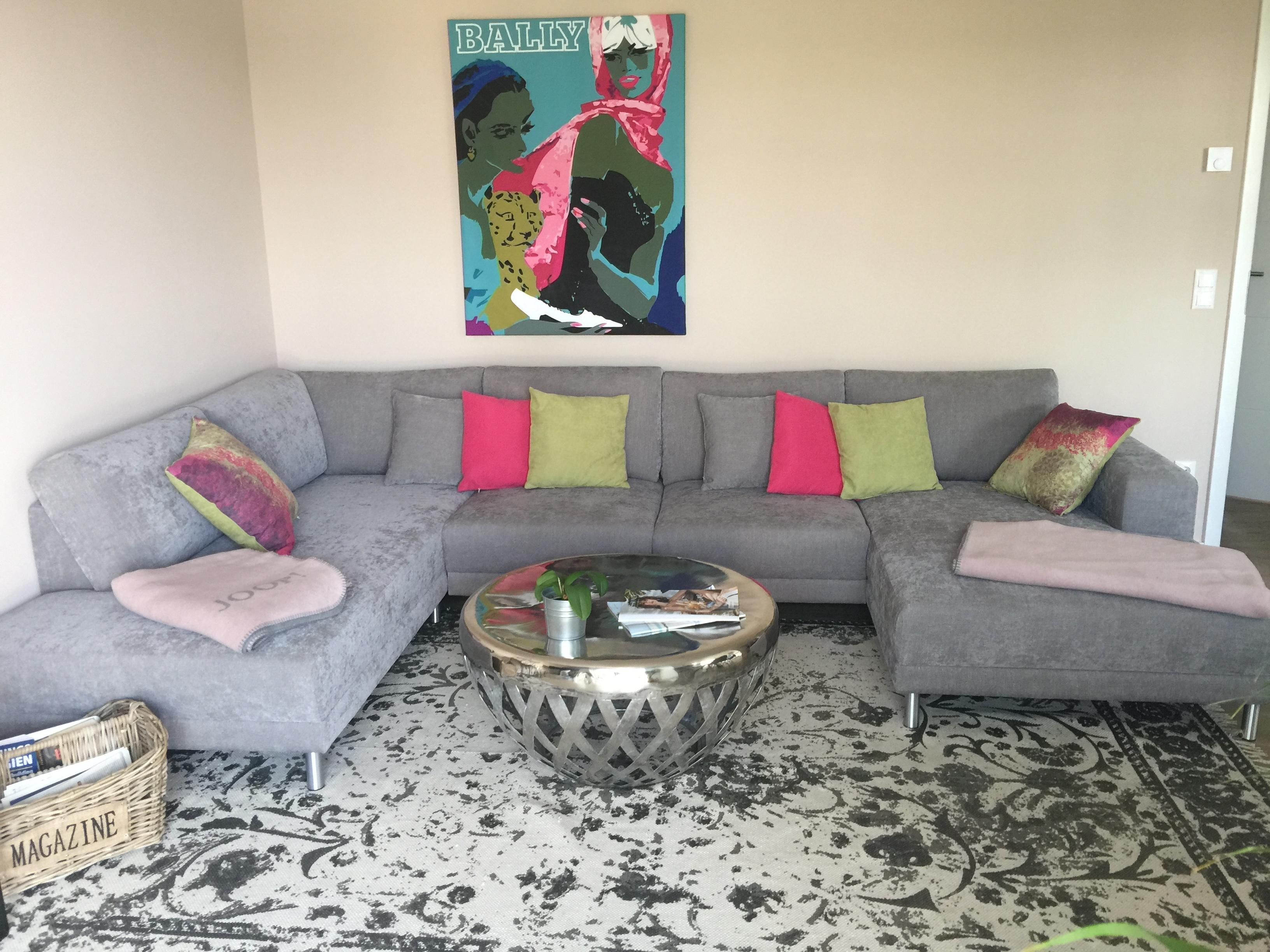 Farben im Wohnzimmer: So wird\'s gemütlich!