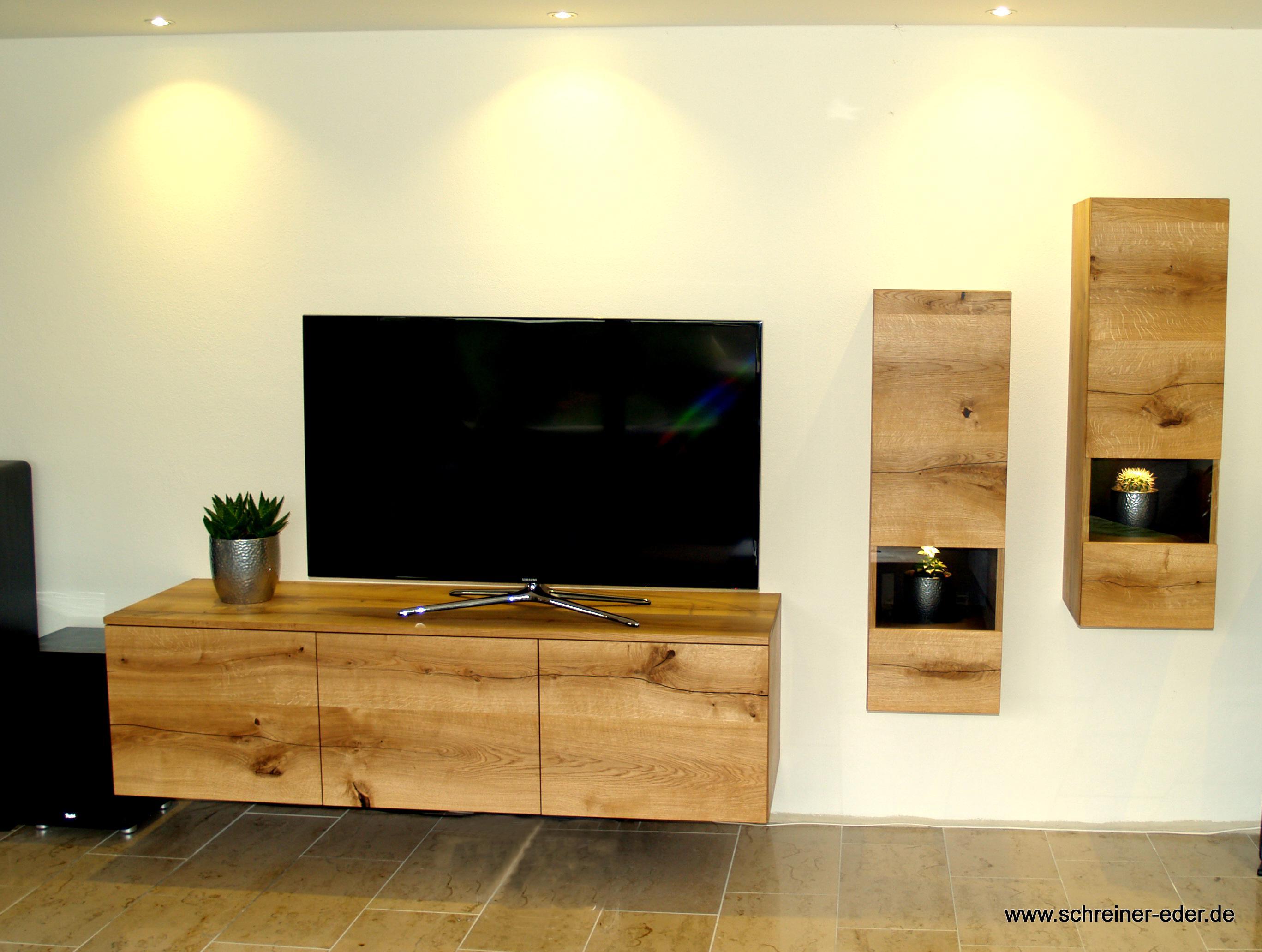Gut Wohnzimmermöbel #holzmöbel #wohnzimmer #sideboard ©Schreinerei Eder /  Hermann Eder