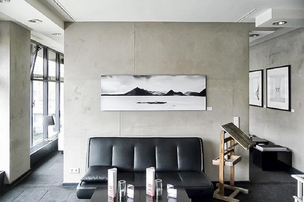 Wand In Betonoptik Bilder Ideen Couch