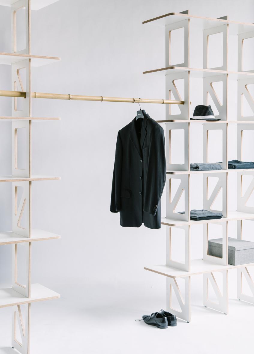 Wood S Up Garderobe Regal Regalsystem Garderobe