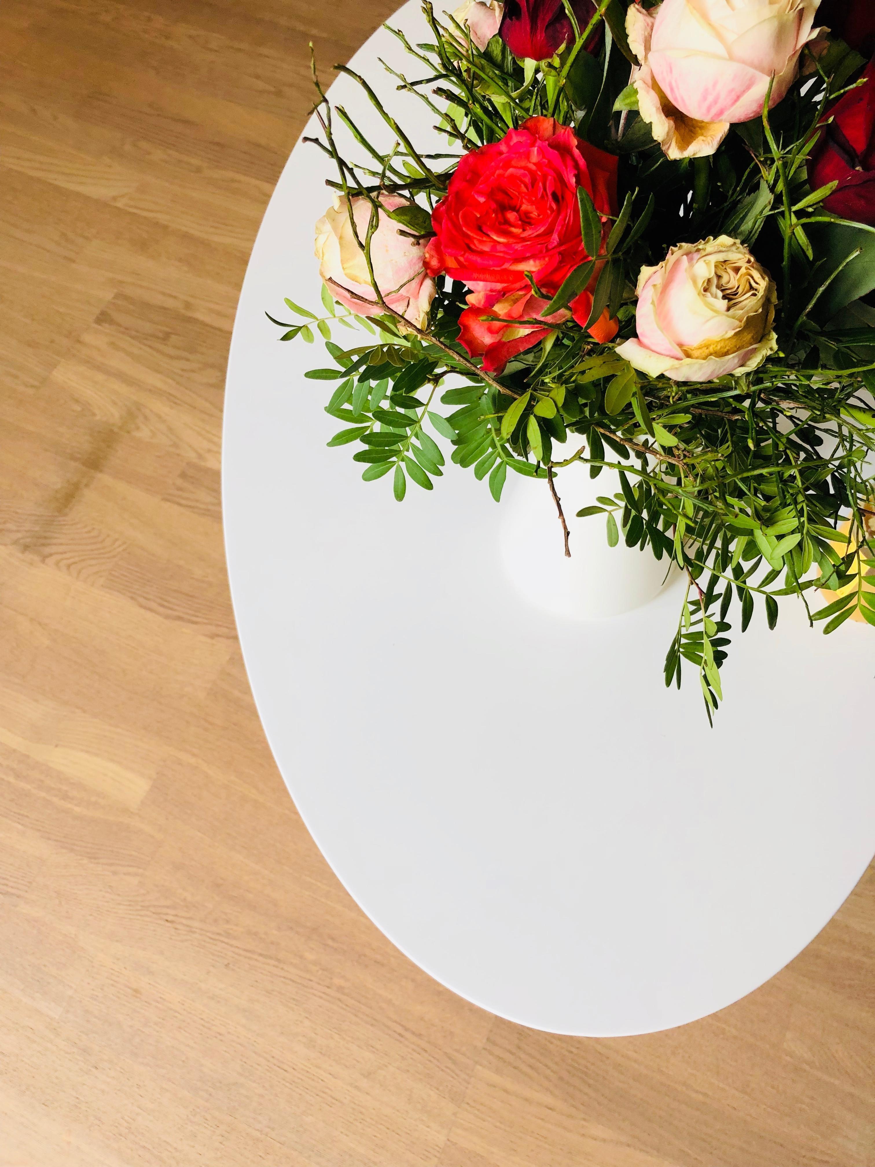 Wuensche Euch Einen Guten Start In Die Woche Blumen Montag Rosen Couchtisch  Dcbece94 B670 43d0 87d2