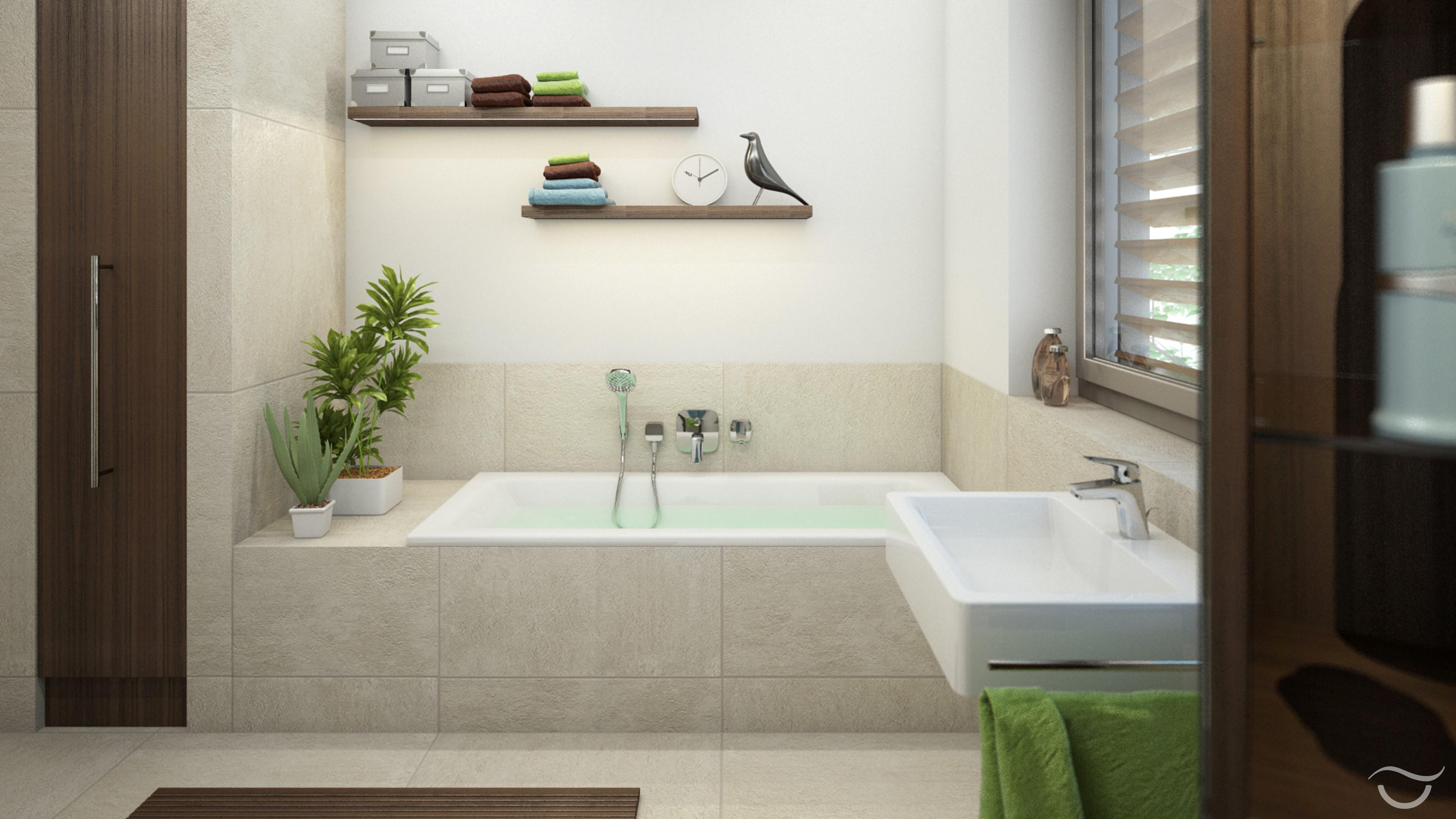 AuBergewohnlich Wunderschöne Eingemauerte Badewanne Lädt Zum Verweilen Ein #badewanne  #naturstein #einbauschrank ©Banovo GmbH