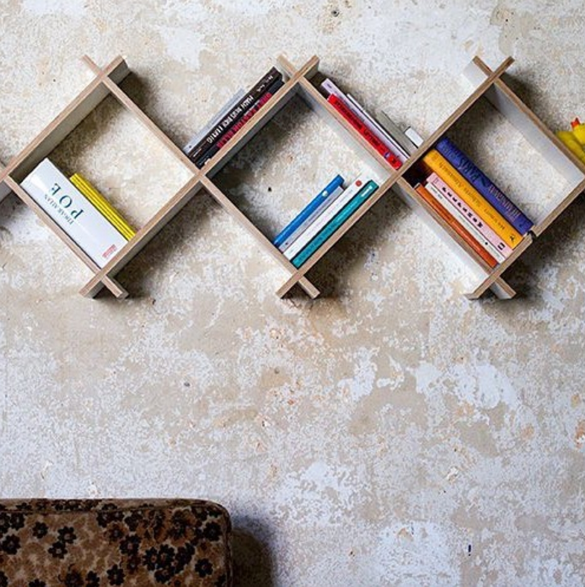 X, XX or XXX – mein modulares Bücherregal! #interior #design #bookshelf #nomadicfurniture #homesweethome