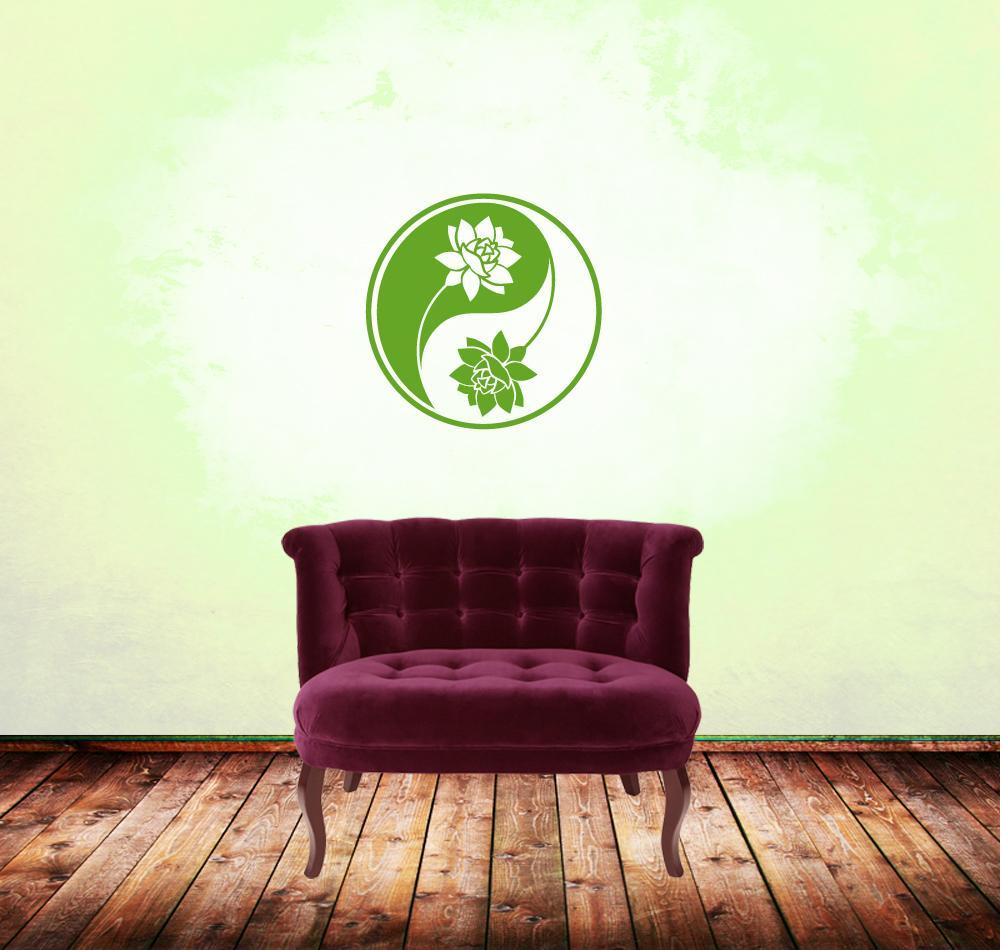 Asia deko bilder ideen couchstyle for Beistelltisch yin yang