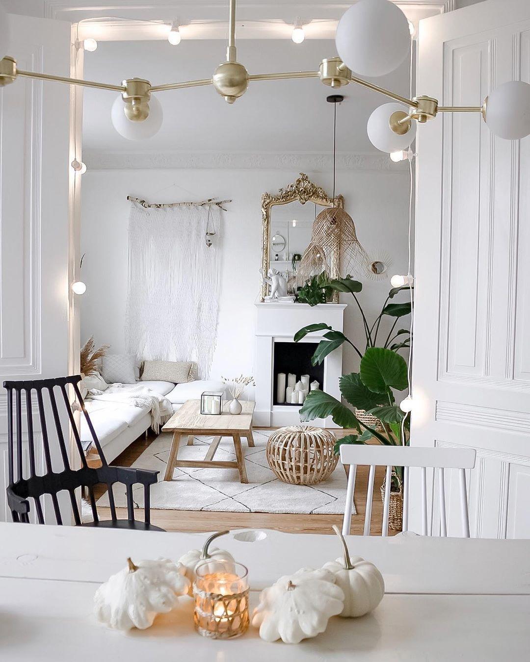 Wohnzimmer Lampe Boho