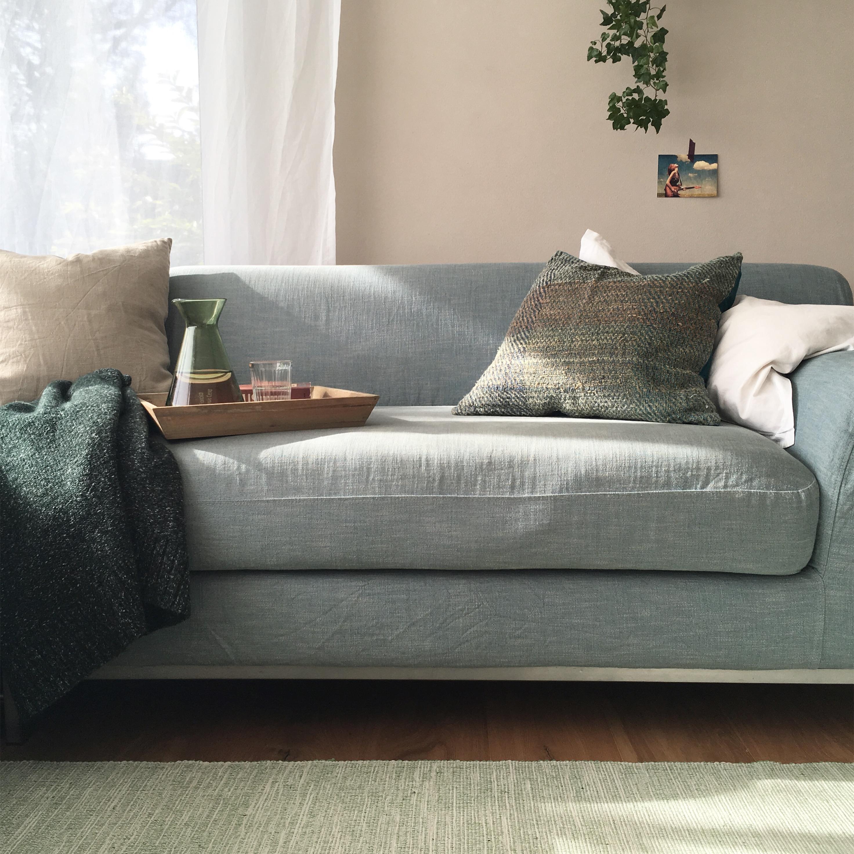 Zeit Für Mich :) #vondirinspiriert #wohnzimmer #sofa #grün #herbstfarben