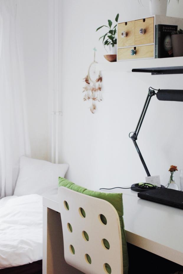 Zimmer Nr. 3, Das Kleinste #homestory