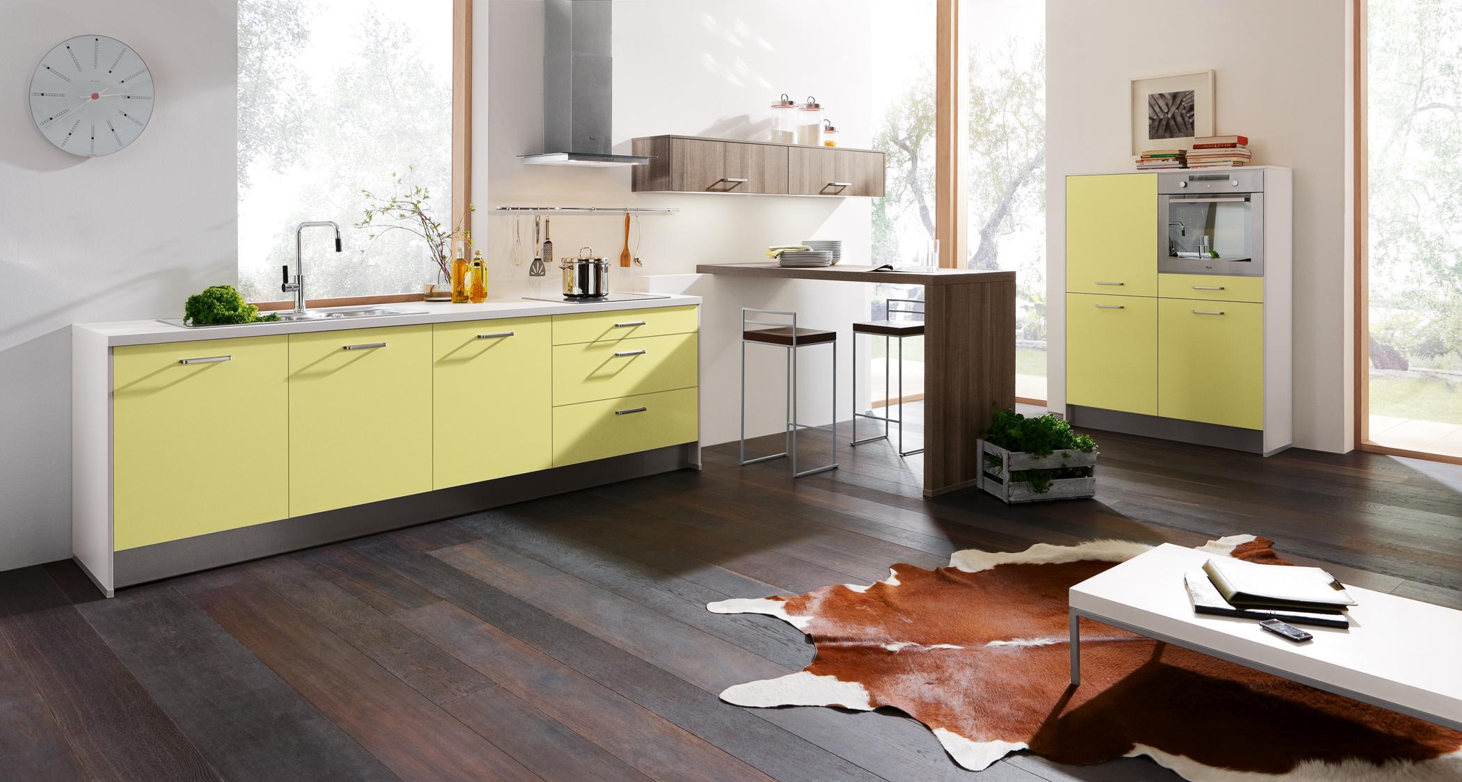 Bunte Küche • Bilder & Ideen • COUCHstyle