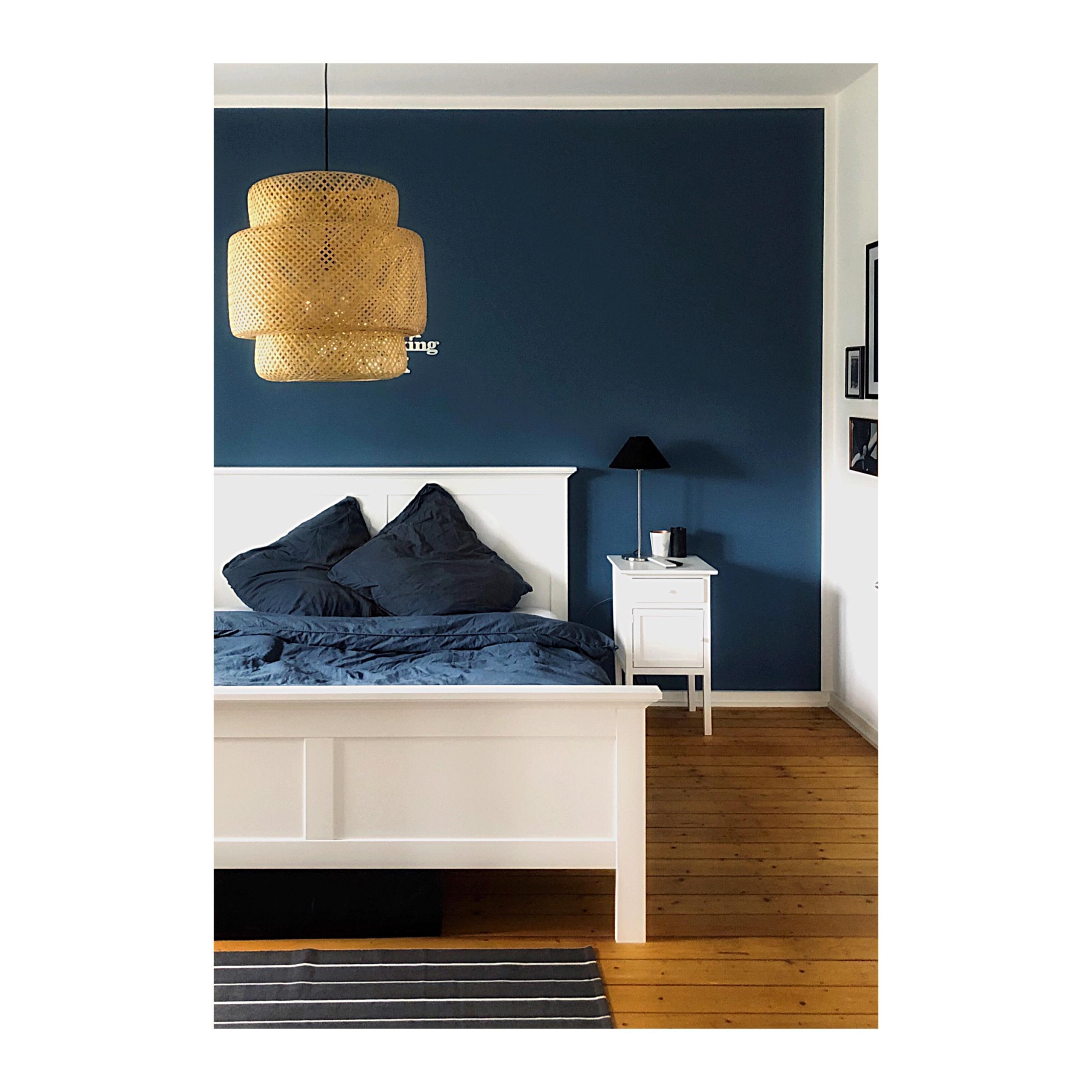 Zur blauen Stunde... #livingchallenge #schlafzimmer ...